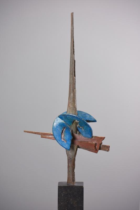 Kunst: Ardra (edel ) irs van kunstenaar Geert Verstappen