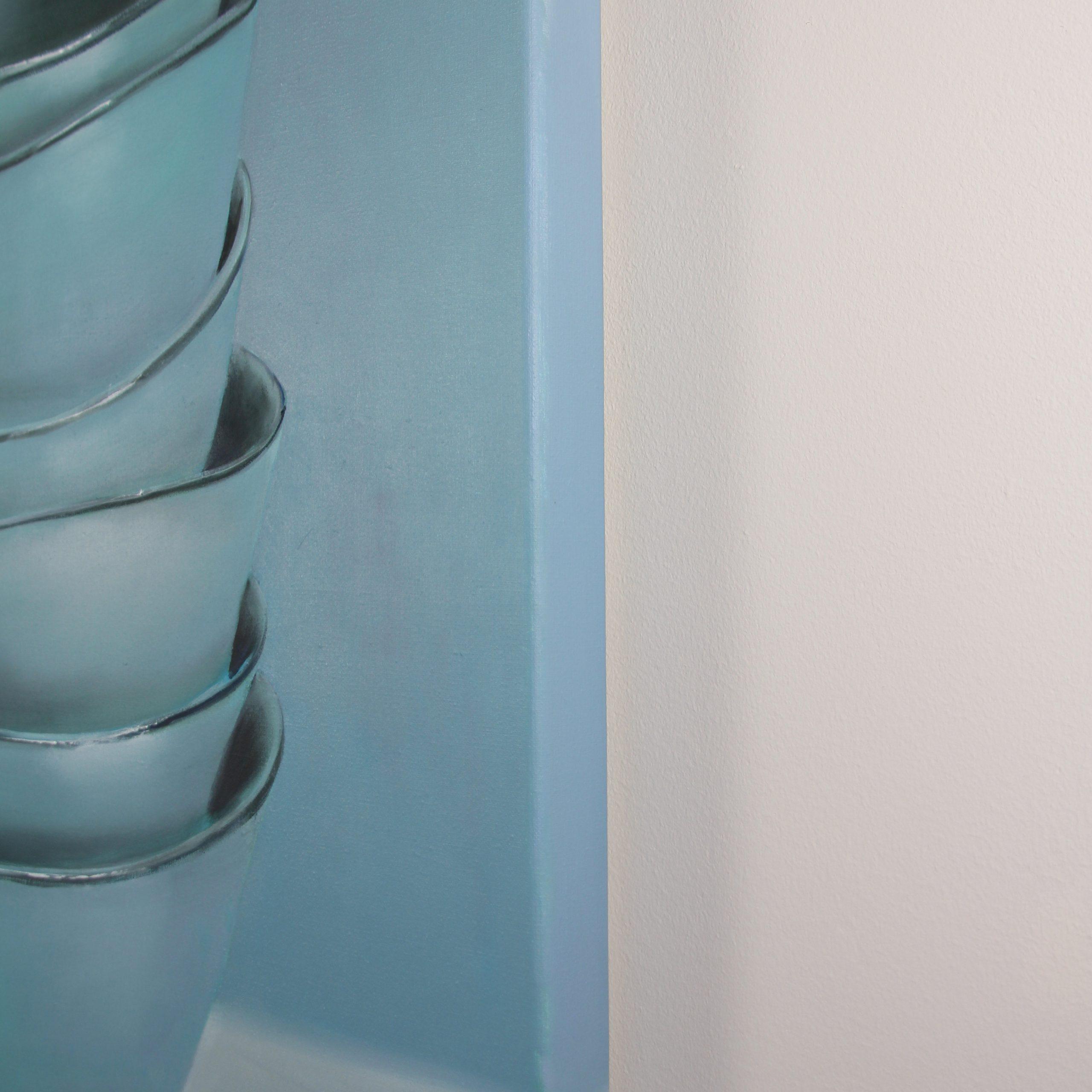Kunst: Bergen – Six Handmade Bowls van kunstenaar Minke Buikema