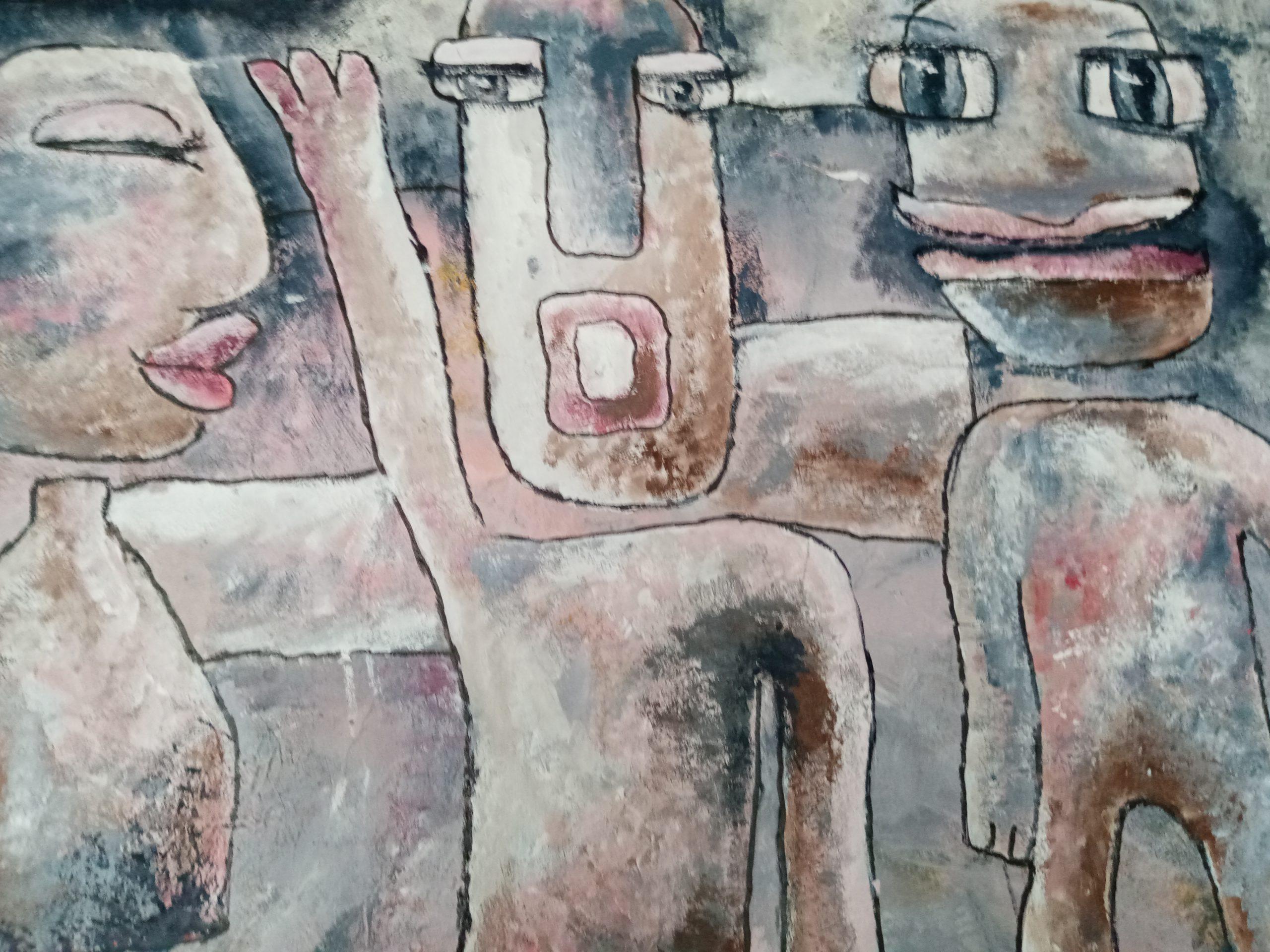 Kunst: Busstop van kunstenaar Carla Broeckx