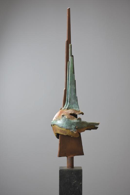 Kunst: Cullan (knap)  iers van kunstenaar Geert Verstappen