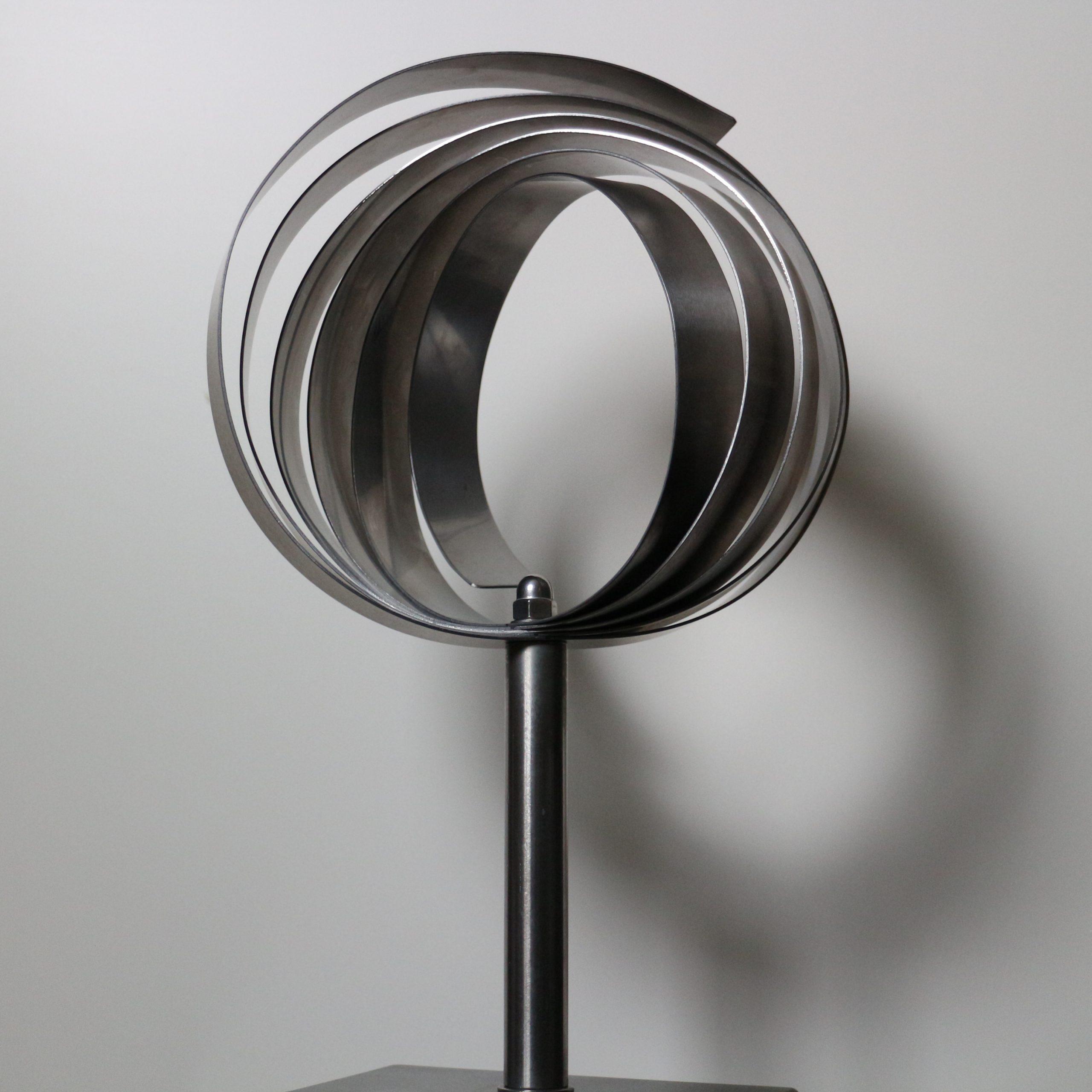 Kunst: Endless Circle van kunstenaar Bert Verboon