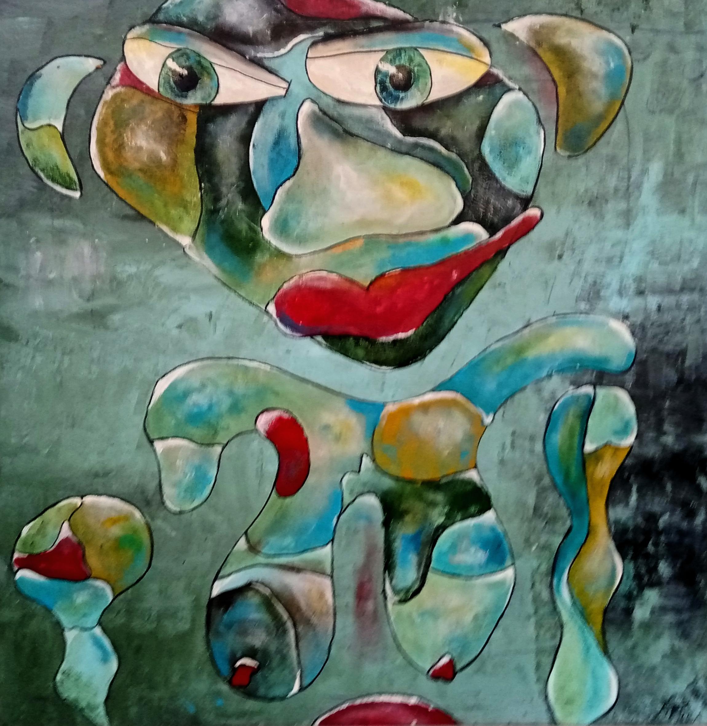 Kunst: Green choice van kunstenaar Carla Broeckx