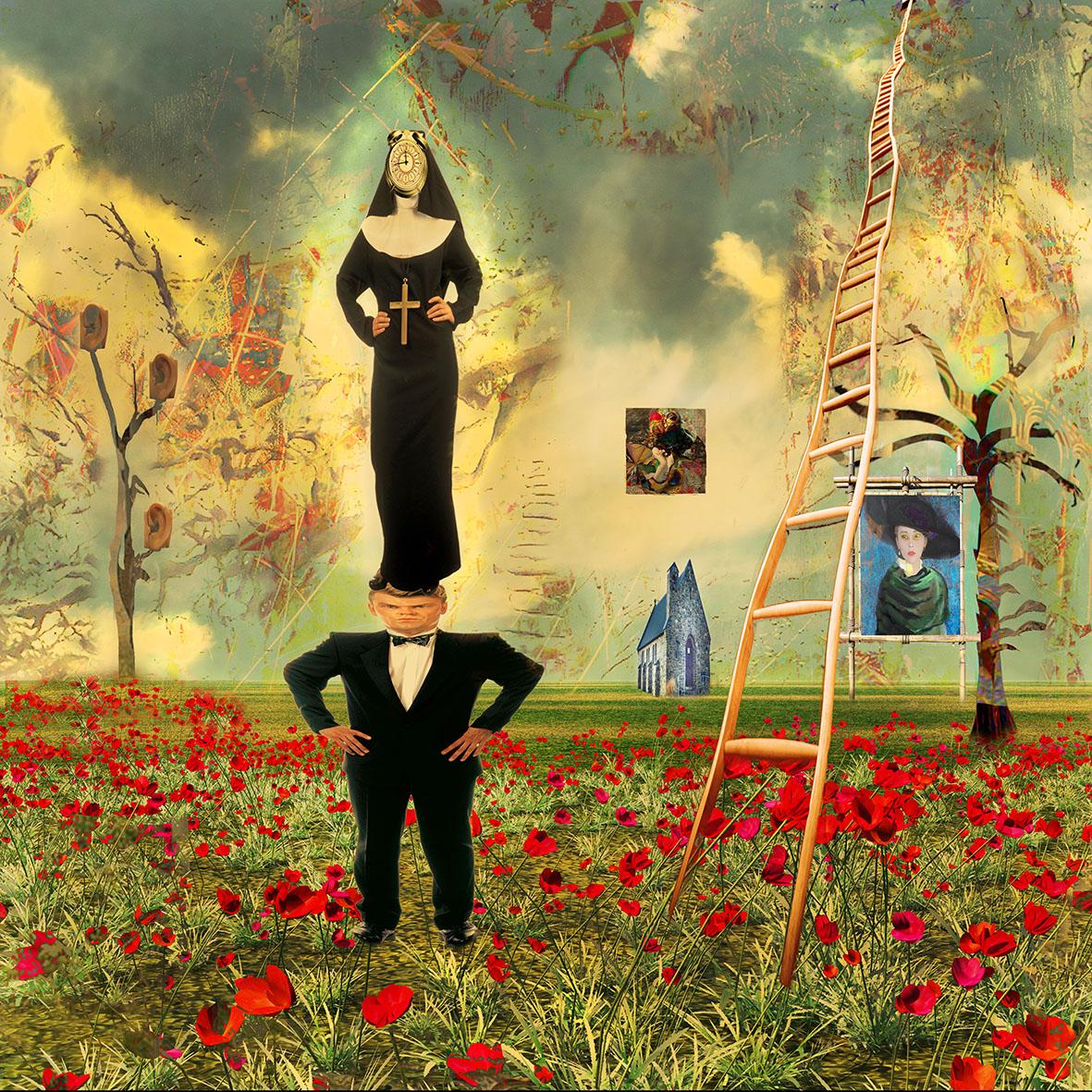 Kunst: In honor of my mistress van kunstenaar Geert Lemmers