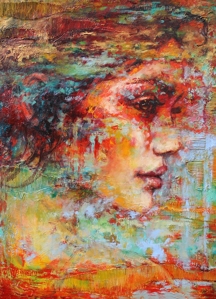 Kunst: Memories van kunstenaar Evelyn Hamilton