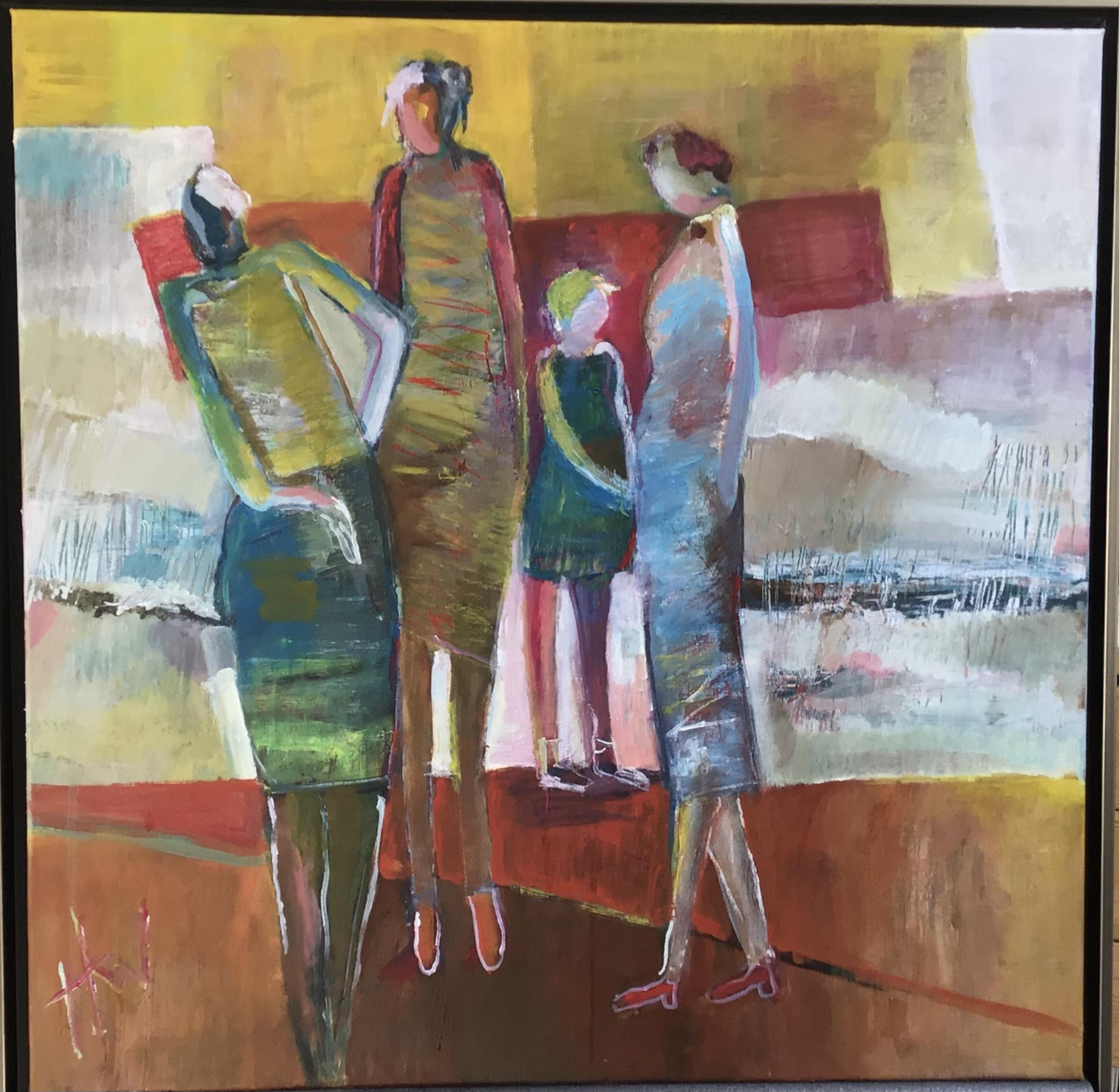 Kunst: Nabijheid van kunstenaar Heleen Wilke