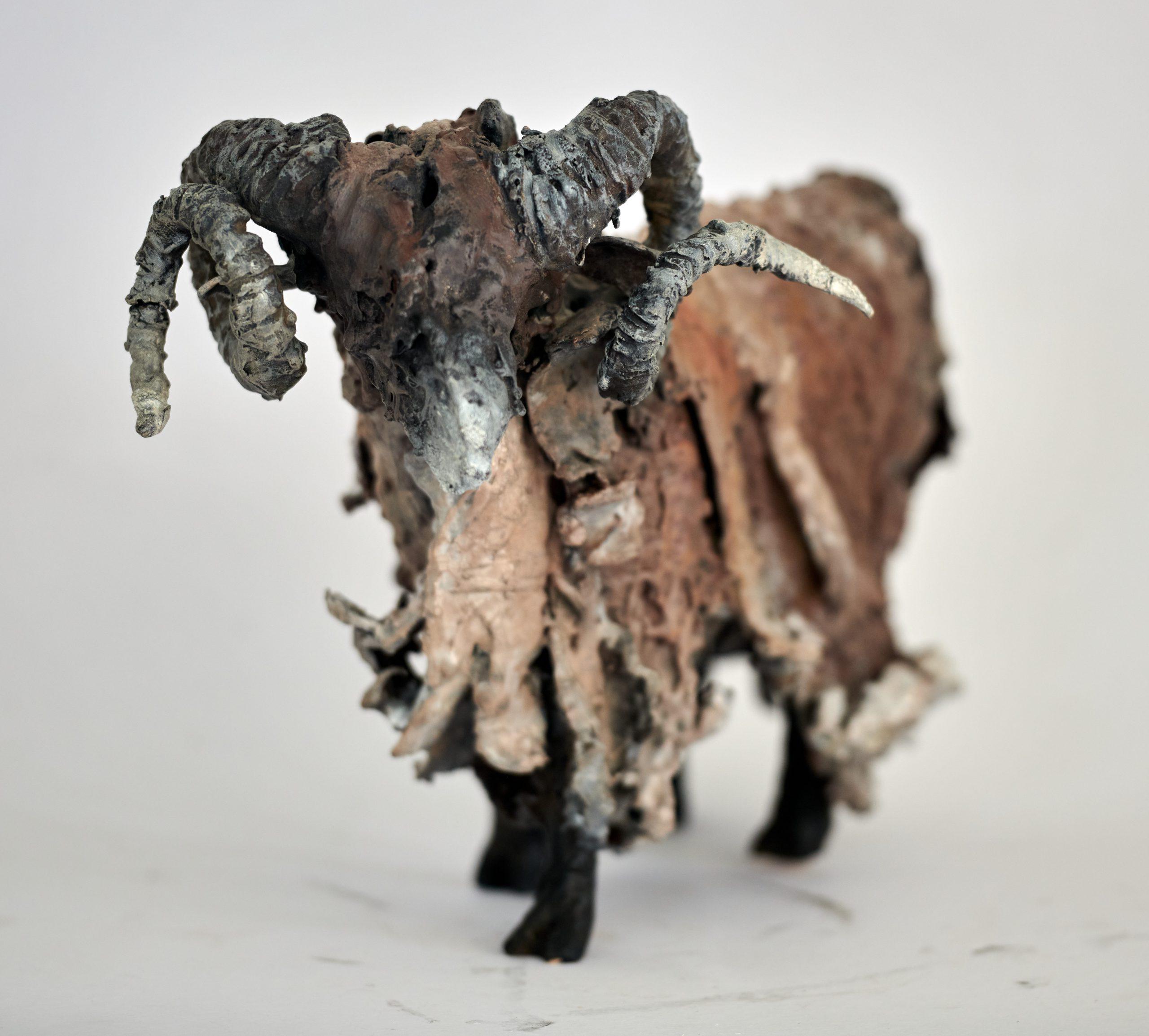 Kunst: Ram 16 van kunstenaar Edith Stoel
