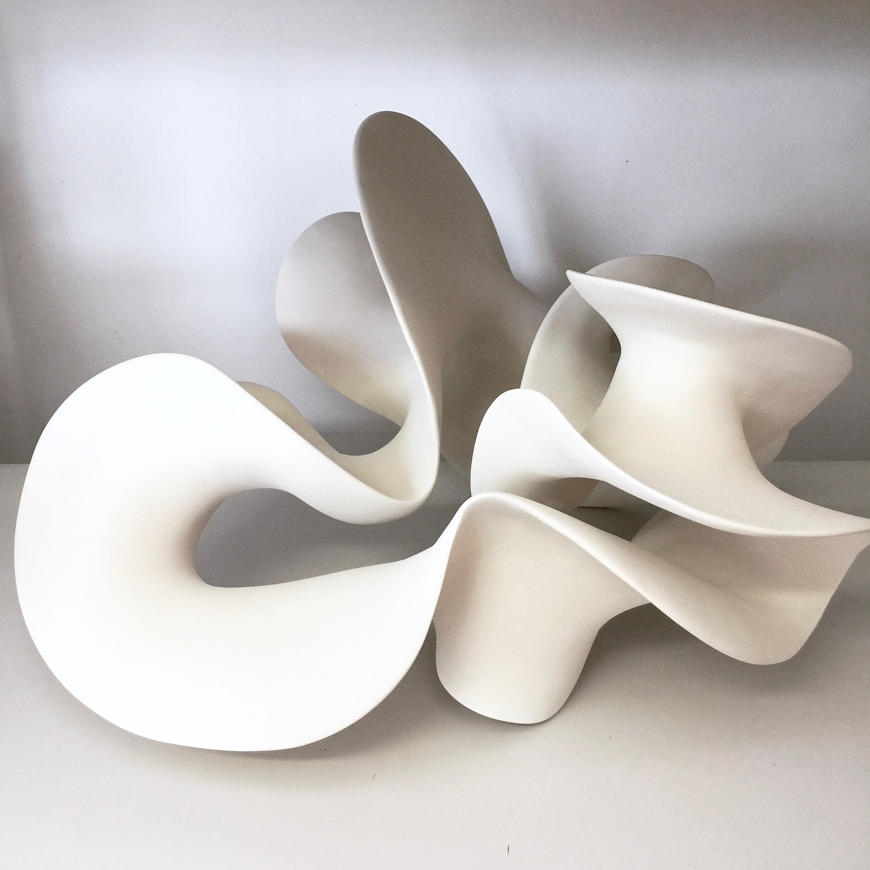 Kunst: Searching van kunstenaar Liliane Demeester