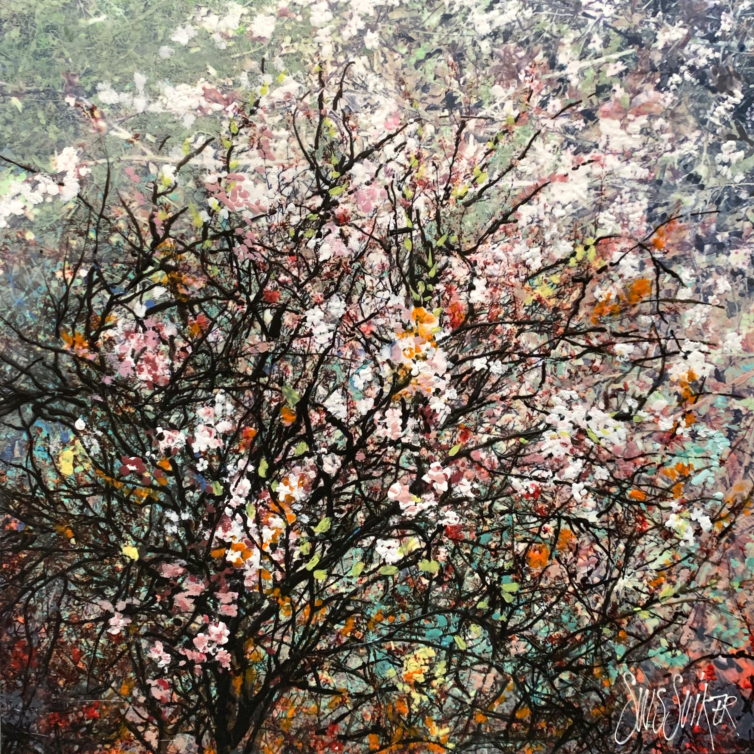 Kunst: Symbiose 70-16 van kunstenaar Suus Suiker