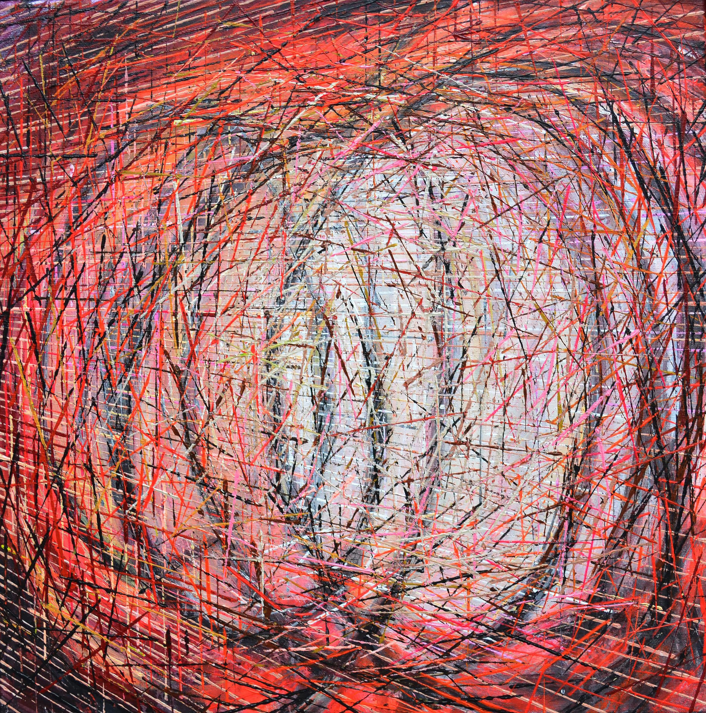 Kunst: Z 2020 114 van kunstenaar Martin Copier