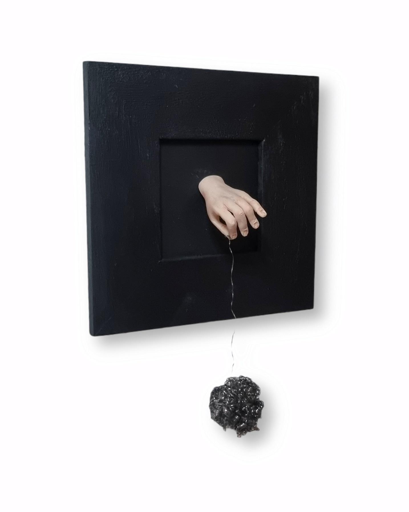 Kunst: Hersenspinseltje van kunstenaar Saskia Hoeboer