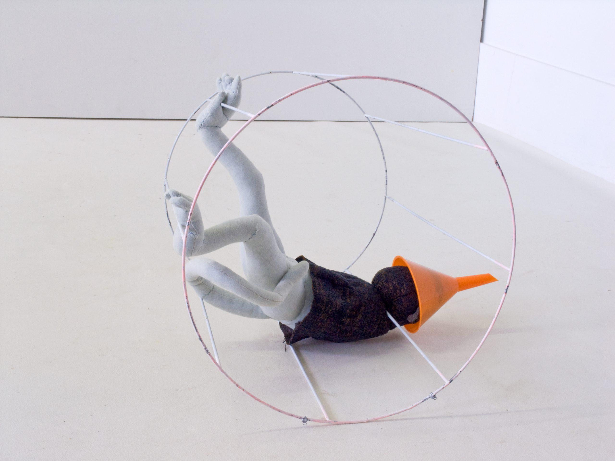 Kunst: it's been touch and go van kunstenaar Henrique van Putten
