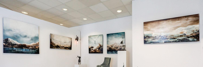 kunstenaar Joachim van der Vlugt