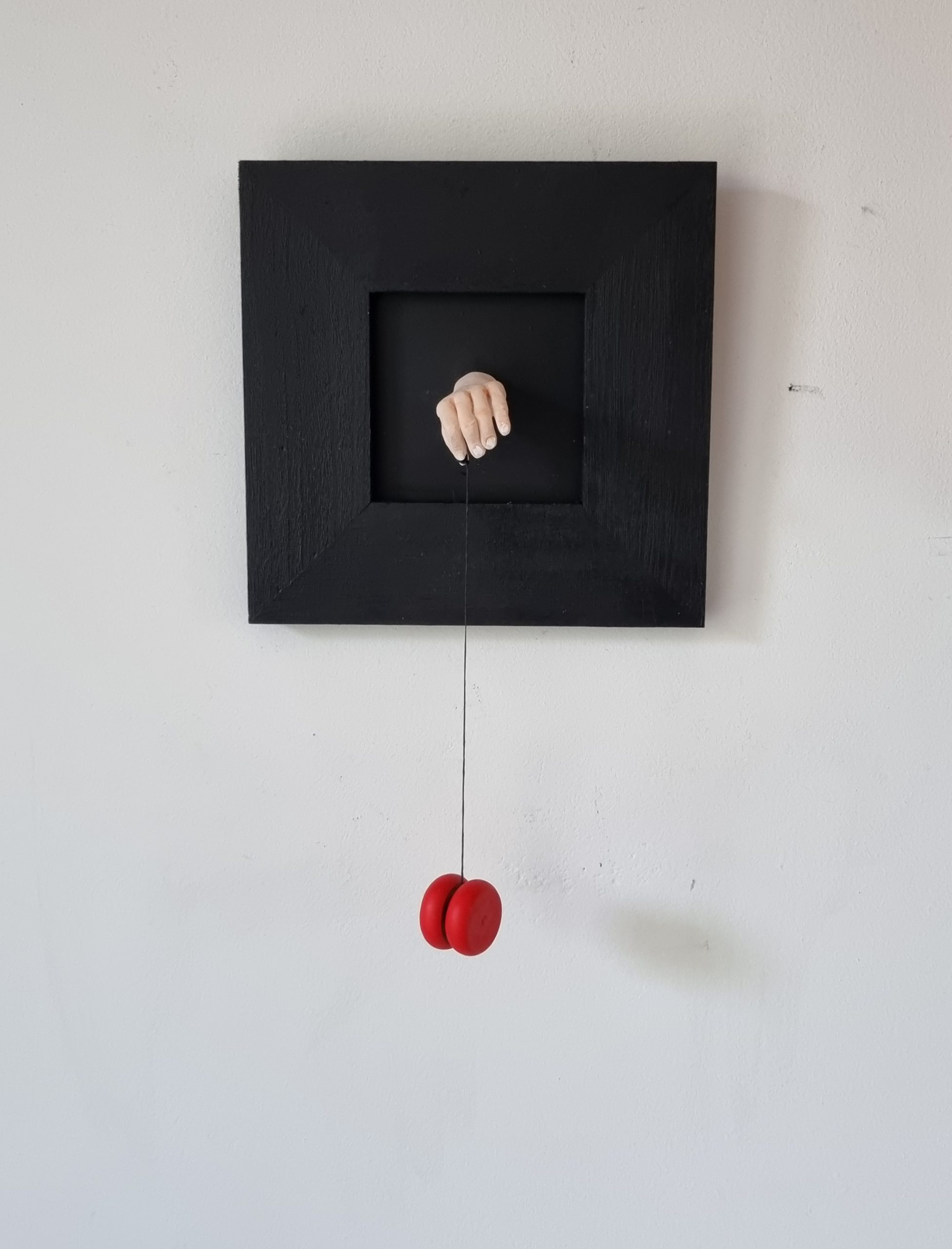 Kunst: Jojootje van kunstenaar Saskia Hoeboer