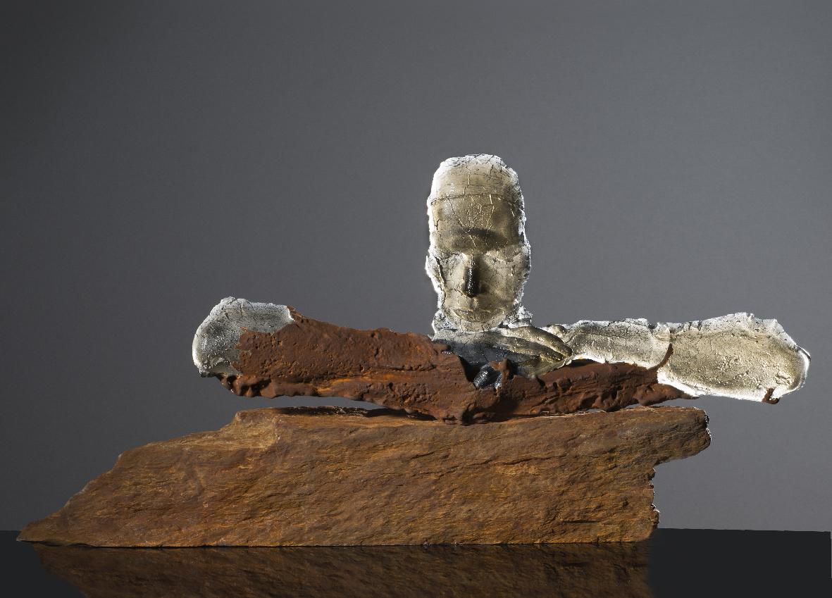 Kunst: Meditation van kunstenaar Mari Meszaros