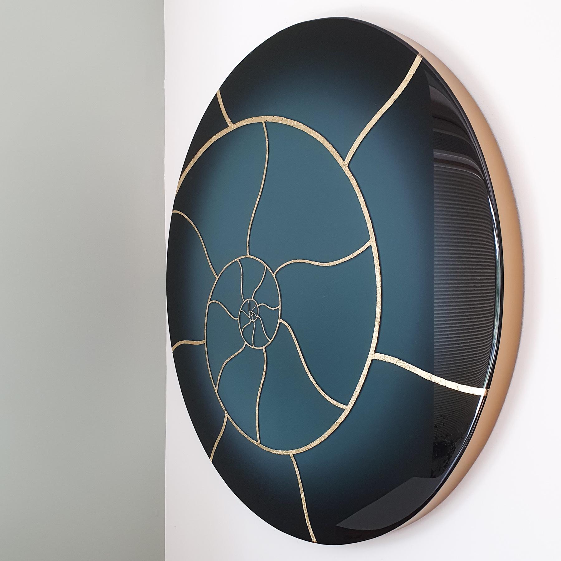 Kunst: Nautilus van kunstenaar Marlies Geldof