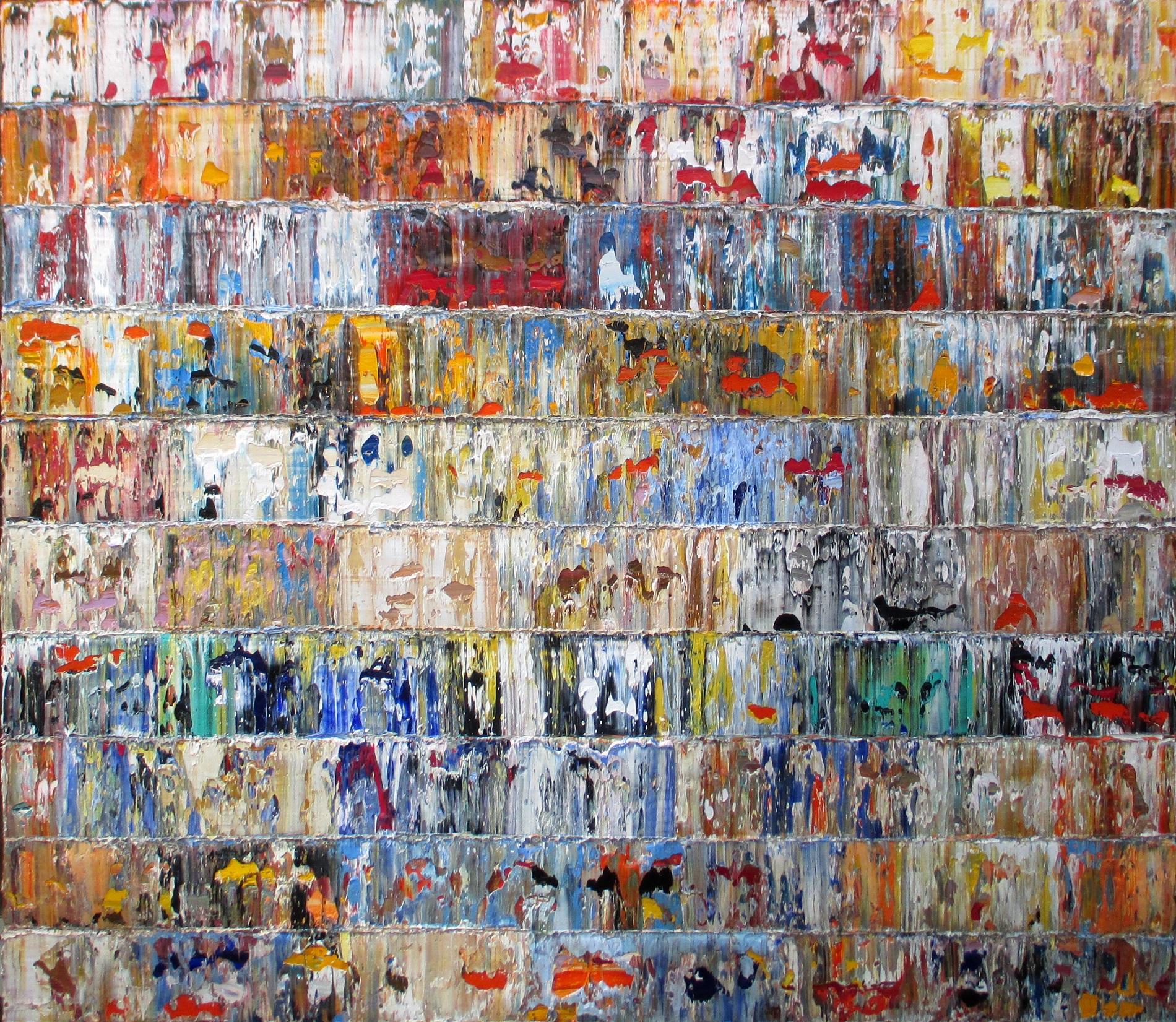 Kunst: Paumotus van kunstenaar Rinus Hofman
