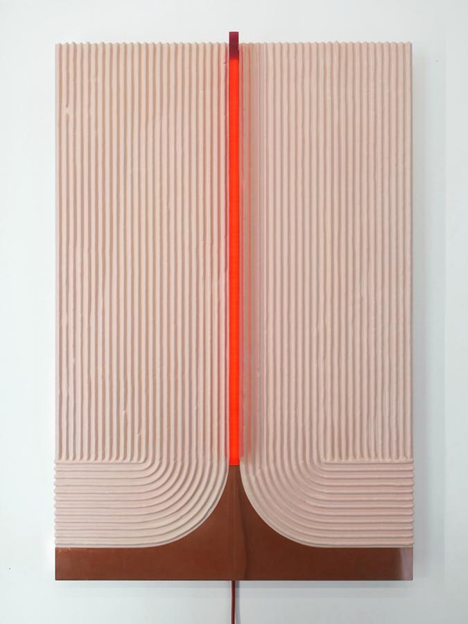 Kunst: Pink Lady van kunstenaar Geeske van de Molengraft
