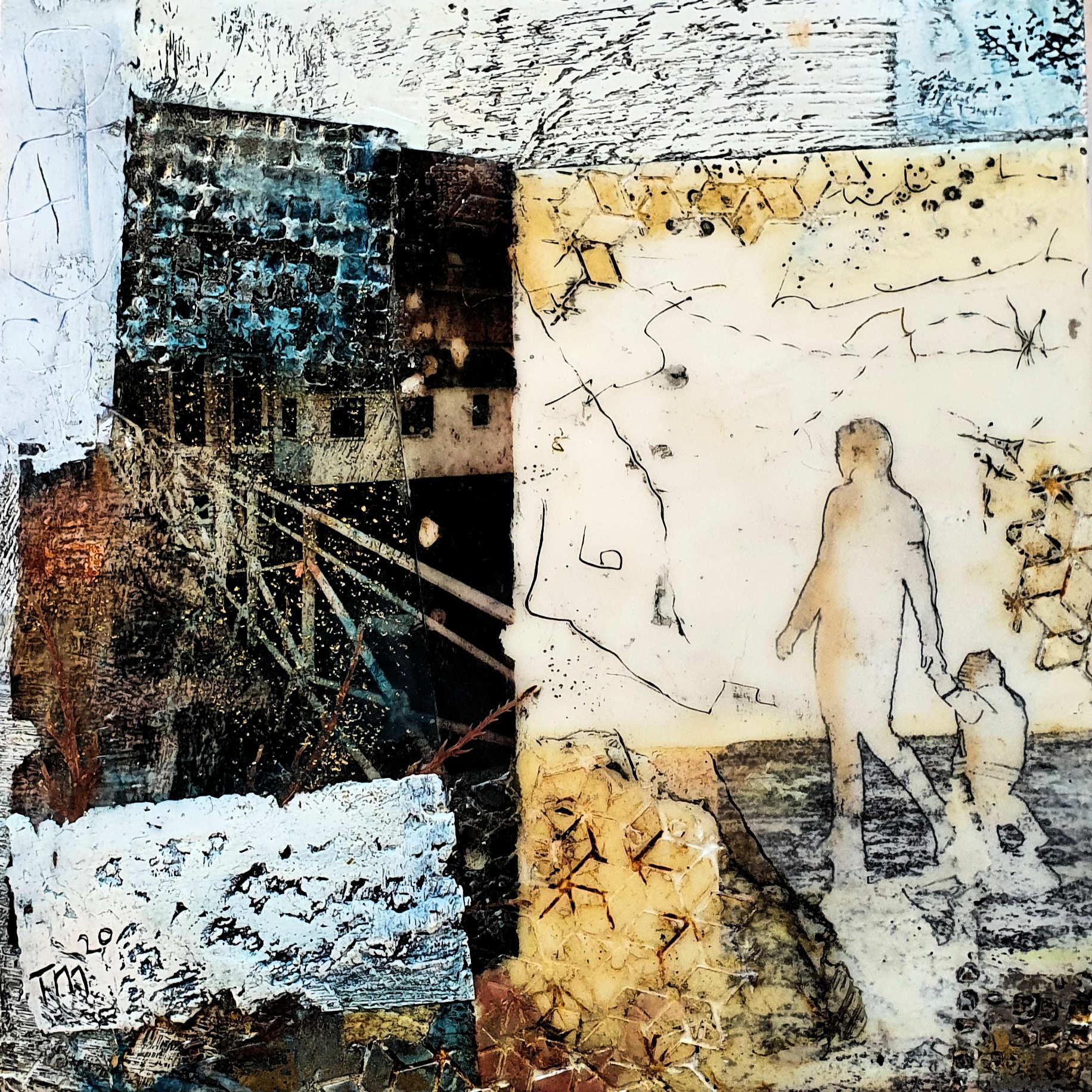 Kunst: Safe house van kunstenaar Trijnie Mohlmann