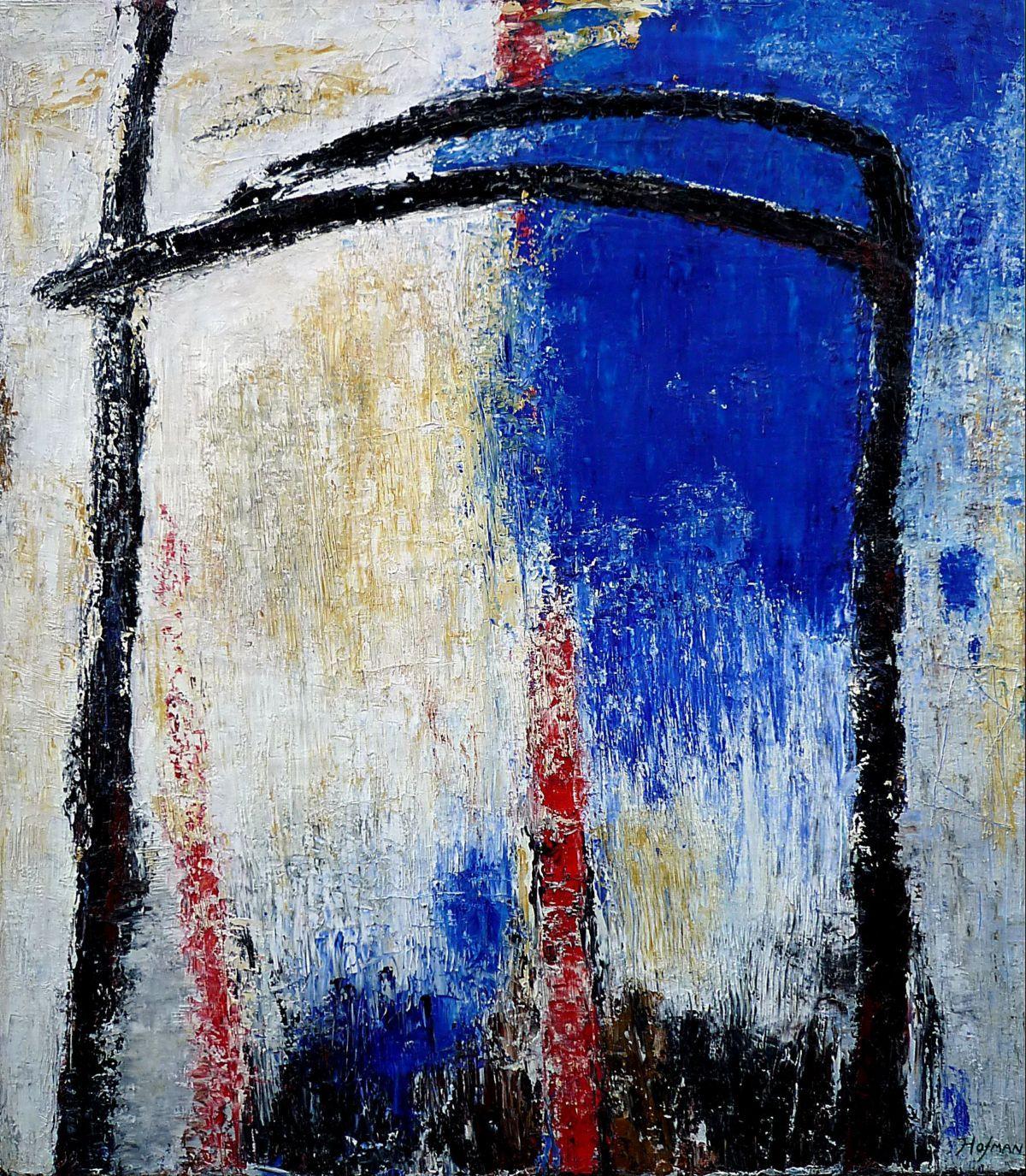 Kunst: The Blast van kunstenaar Rinus Hofman