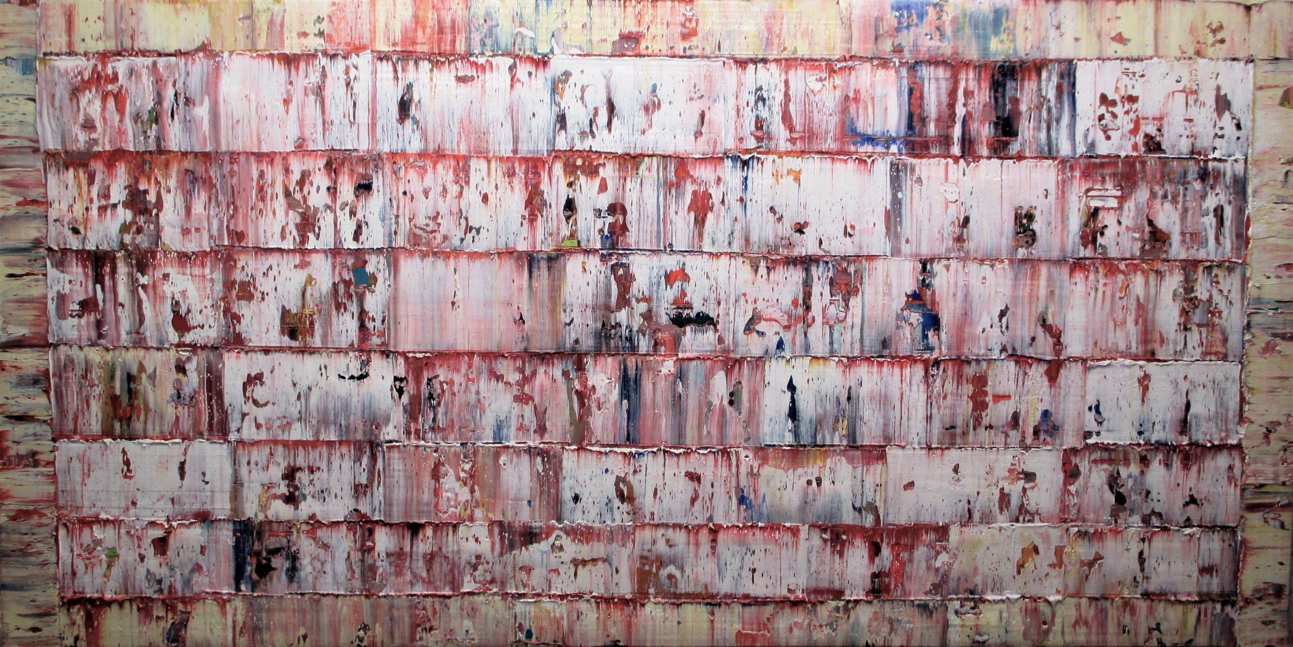 Kunst: Zanzibar van kunstenaar Rinus Hofman