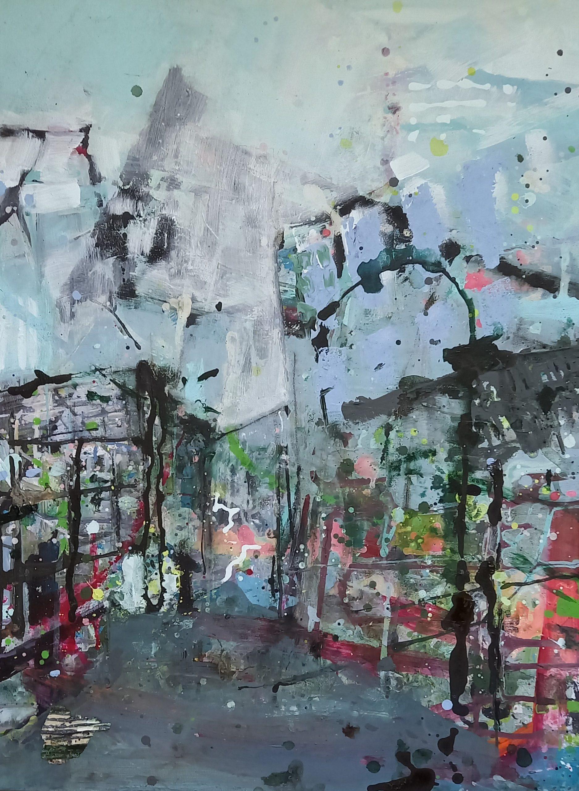 Kunst: Blocs van kunstenaar Anneke Koster