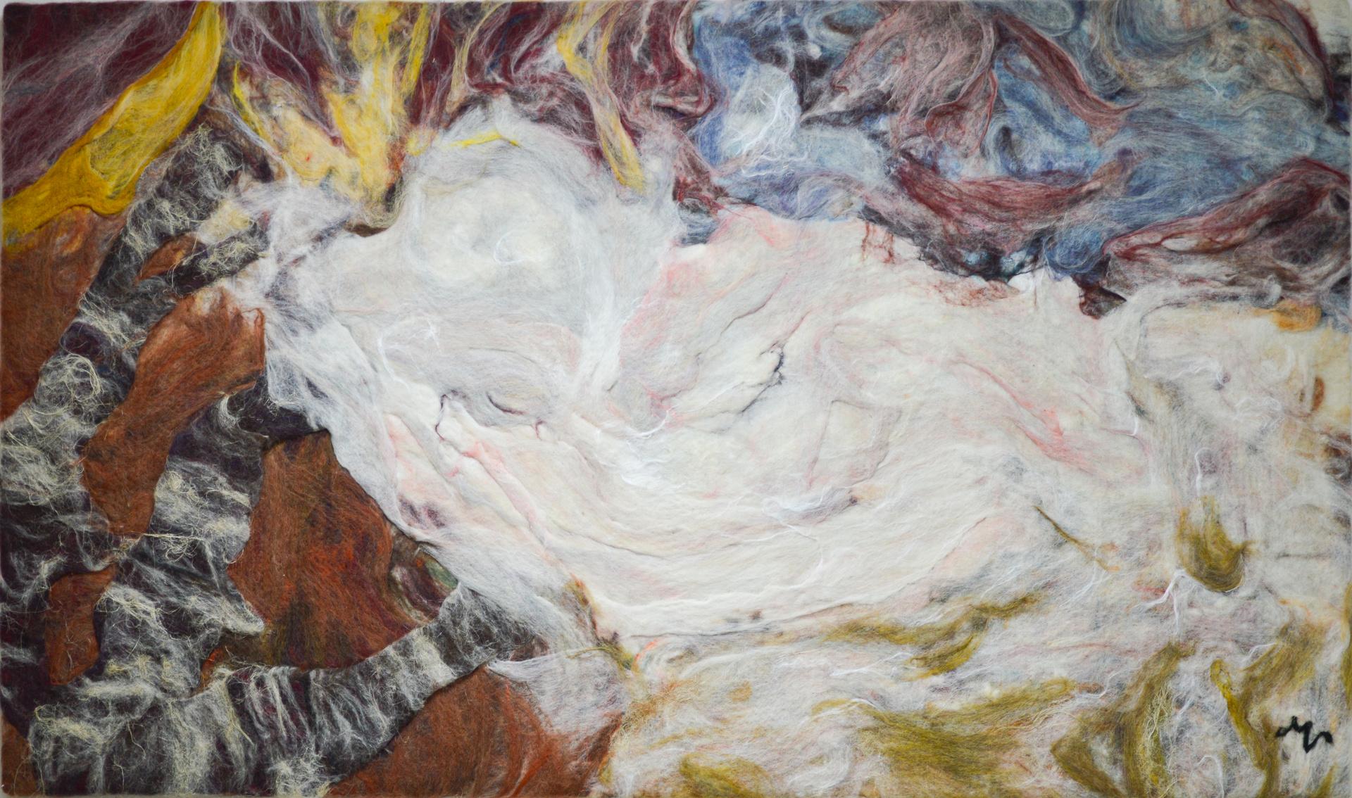 Kunst: Brain Damage van kunstenaar Marian Verdonk