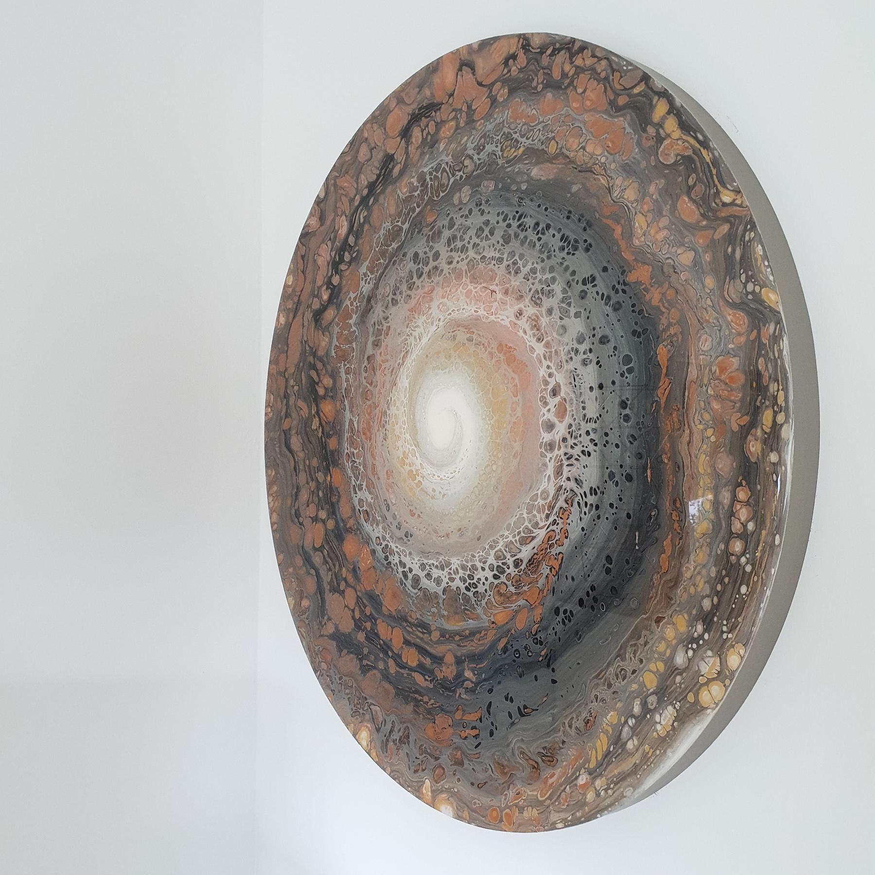 Kunst: Cosmic portal van kunstenaar Marlies Geldof