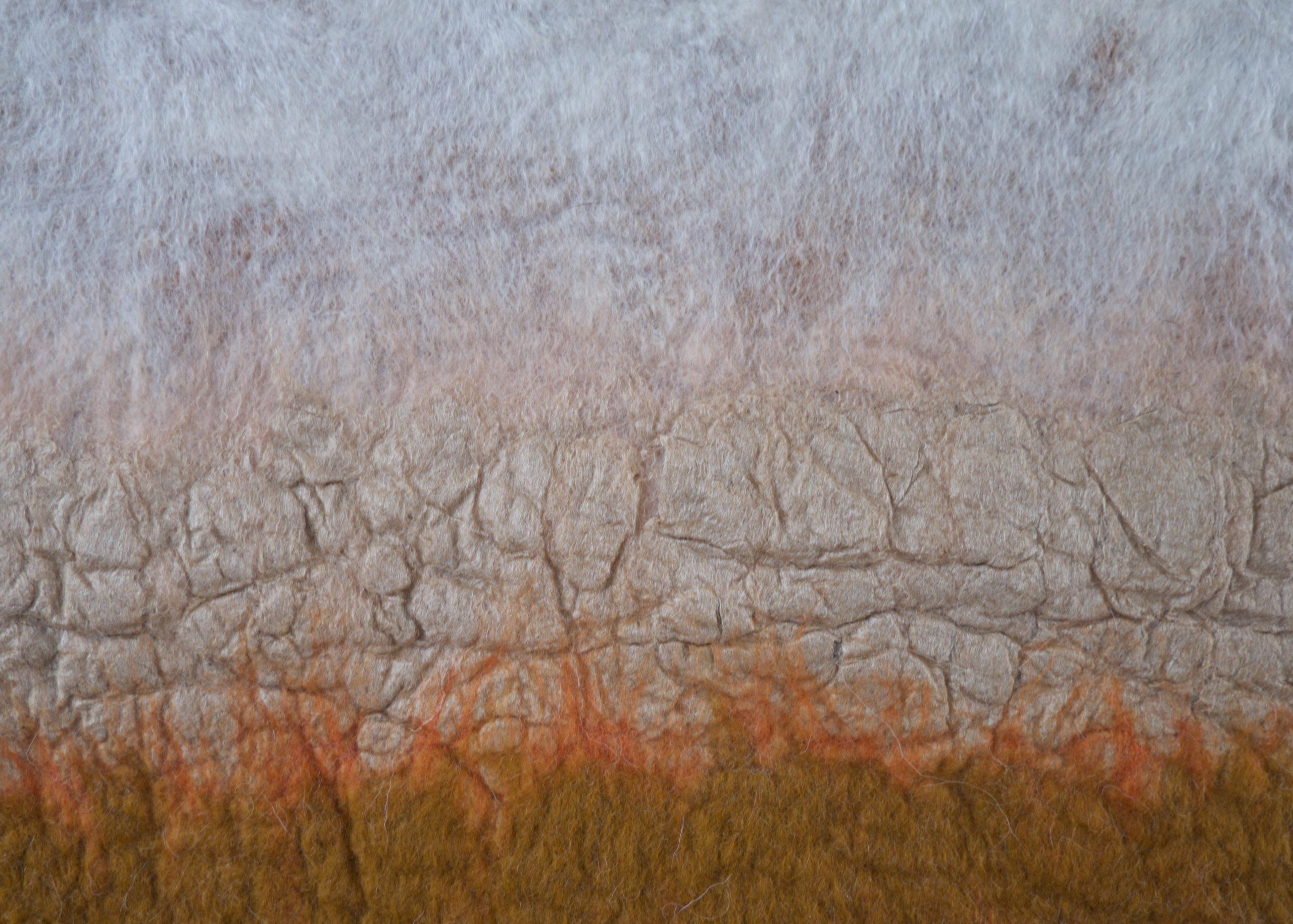 Kunst: Geel vlak van kunstenaar Wynske de Jong