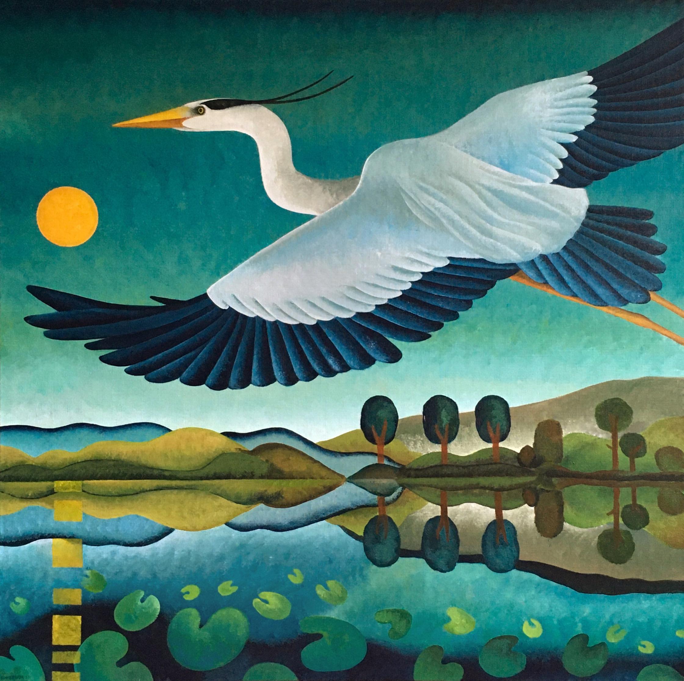 Kunst: Hoogvlieger van kunstenaar Yvonne Zomerdijk