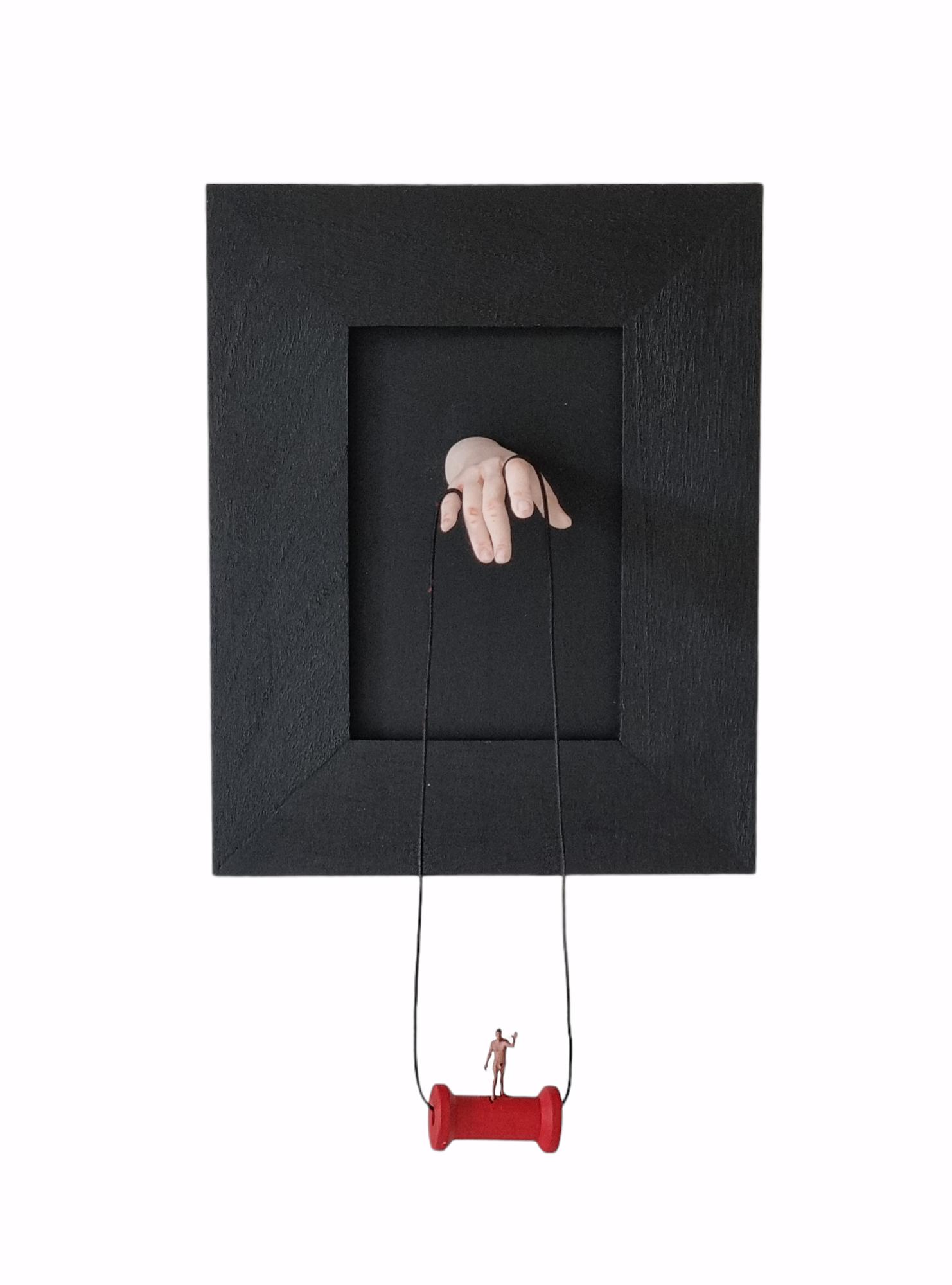 Kunst: Ik ben de klos van kunstenaar Saskia Hoeboer