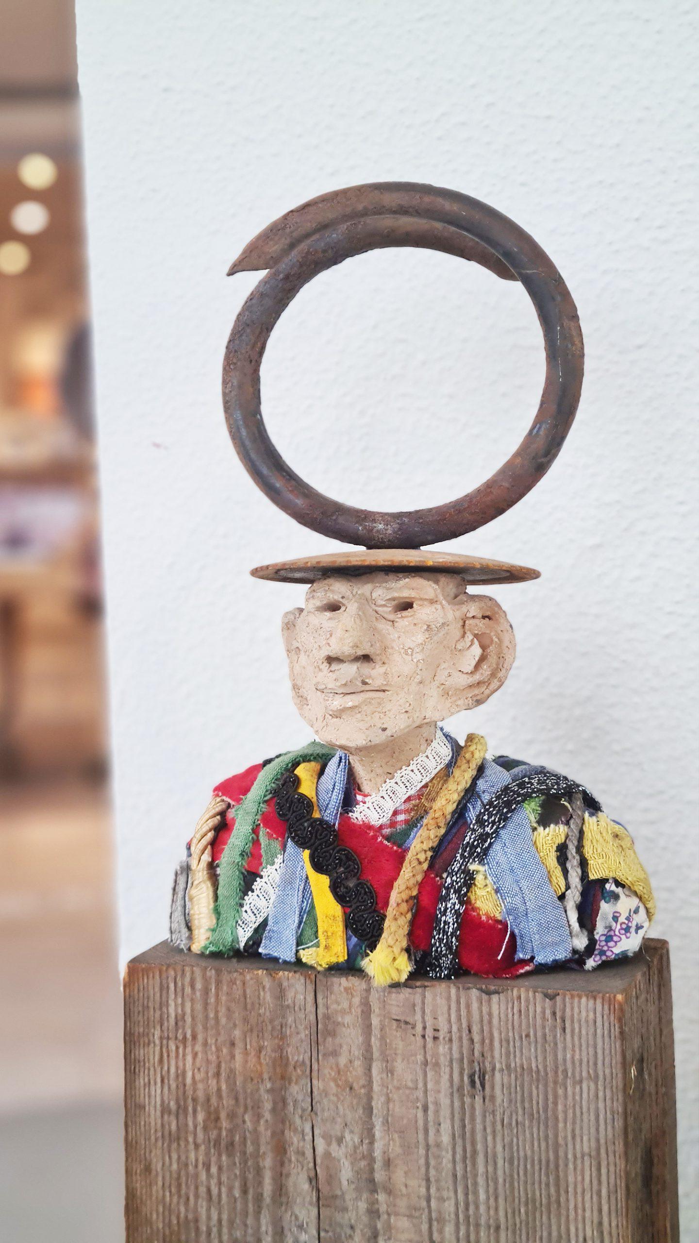 Kunst: Open Mind van kunstenaar Jan Verschueren