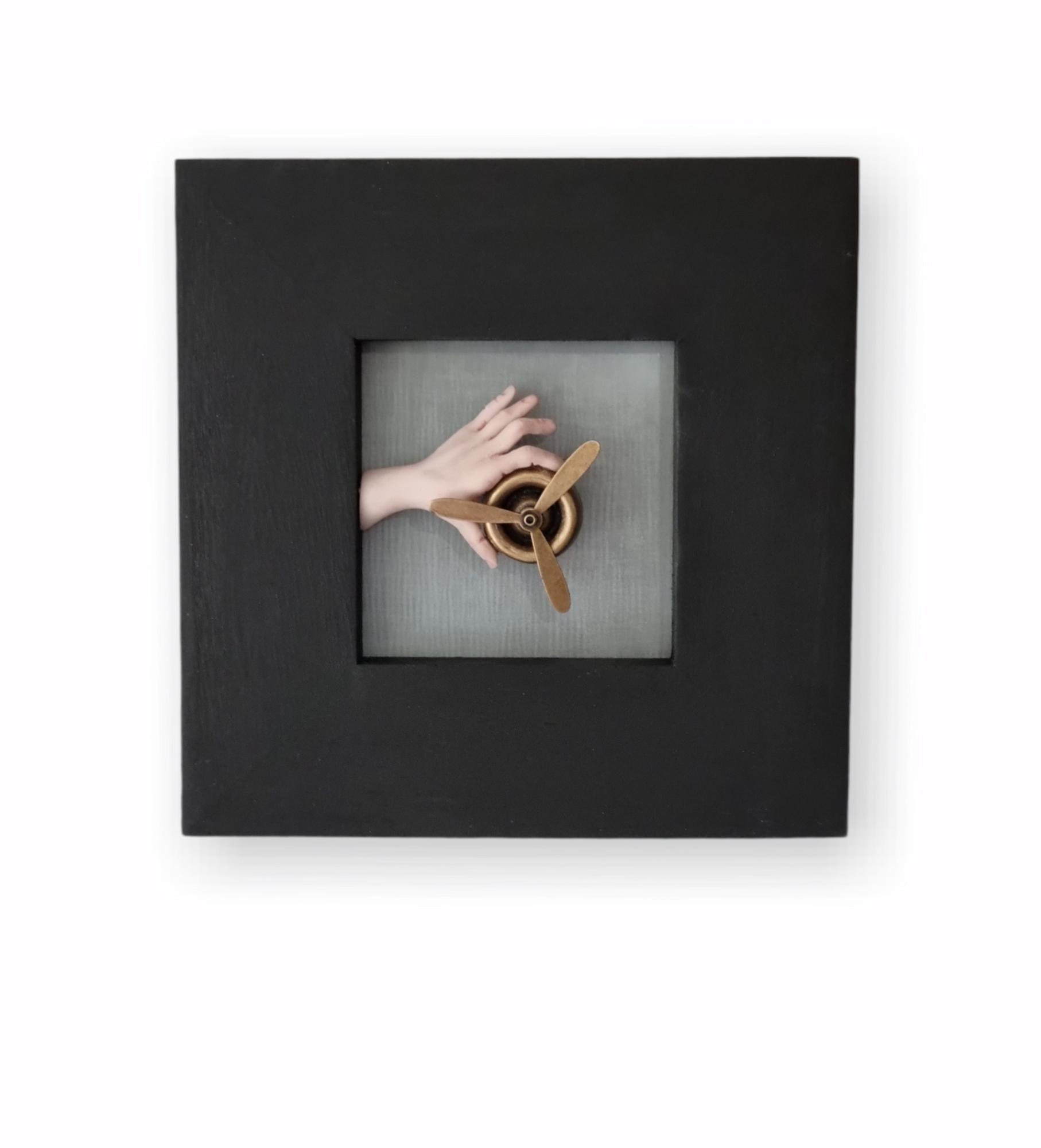 Kunst: Propeller van kunstenaar Saskia Hoeboer