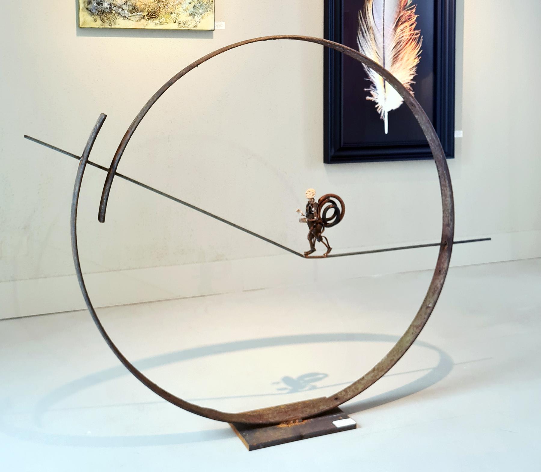 Kunst: Never Ending van kunstenaar Jan Verschueren