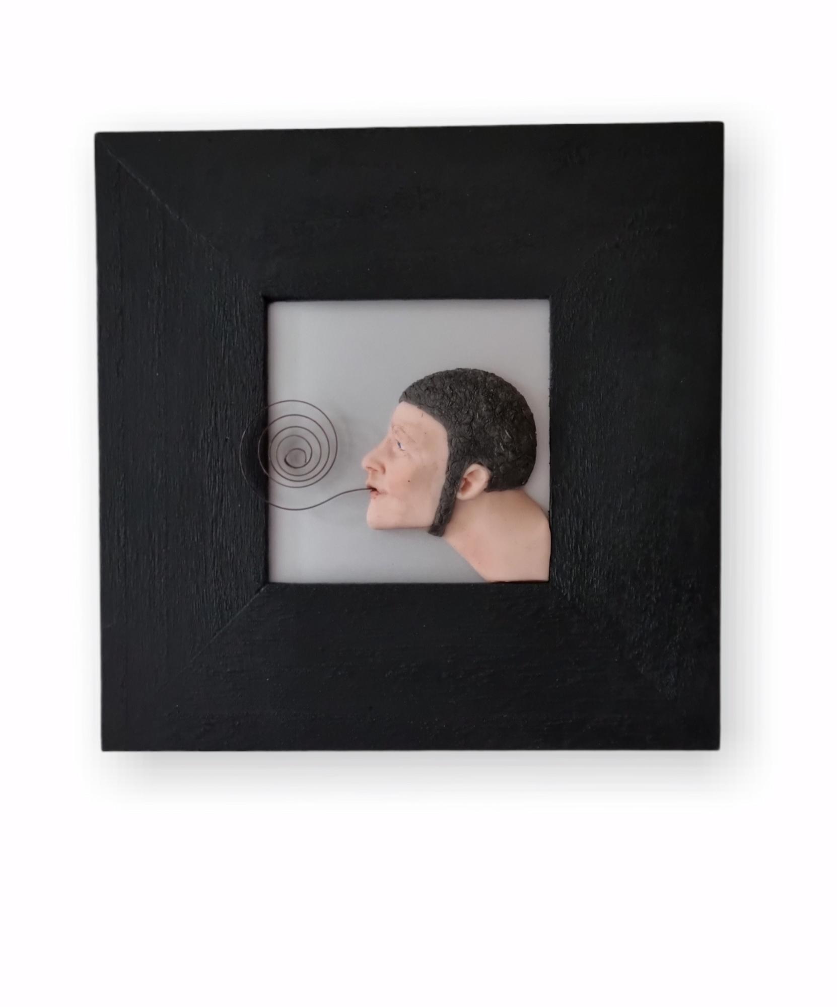 Kunst: Spiraal II van kunstenaar Saskia Hoeboer