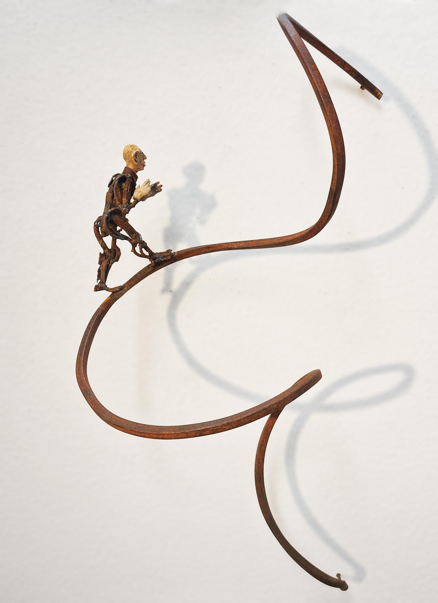 Kunst: Verdraaid goed van kunstenaar Jan Verschueren