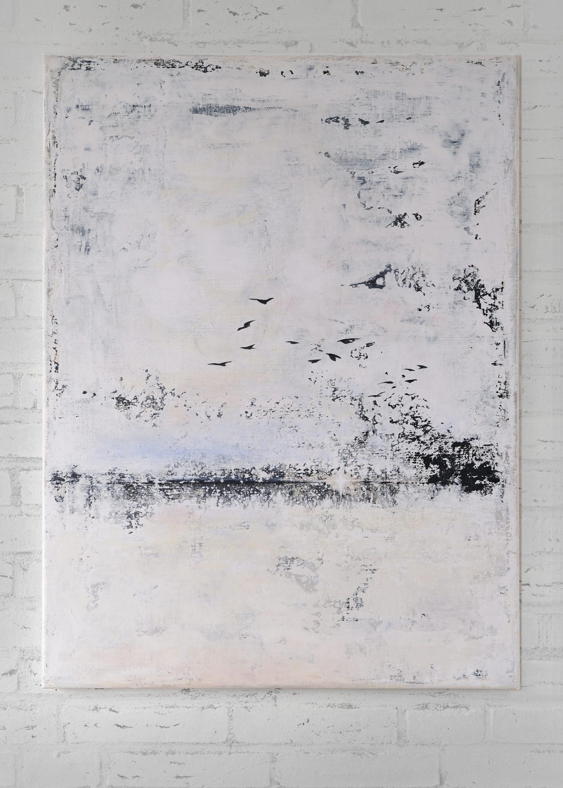 Kunst: Verlangen naar het onbekende van kunstenaar Wynske de Jong