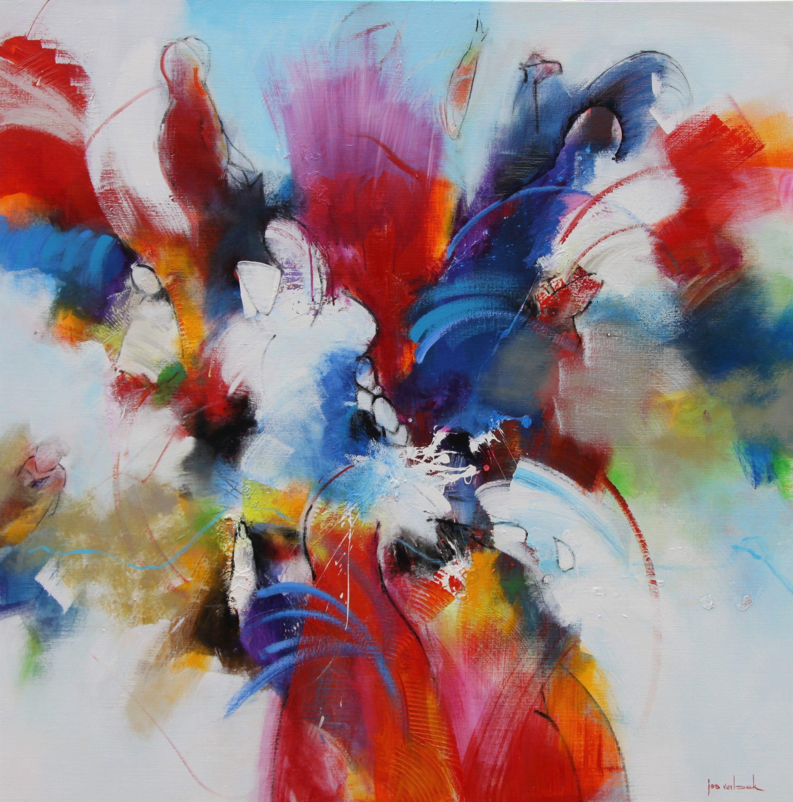 Kunst: Weg uit de aandacht van kunstenaar Jos van Beek