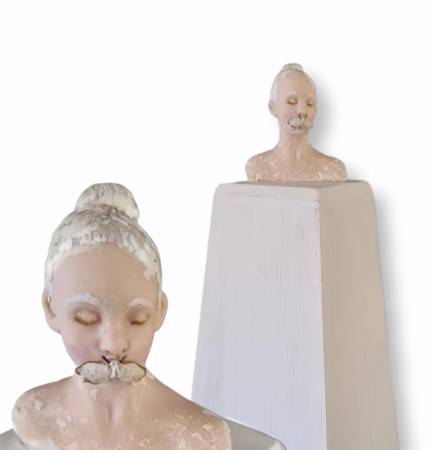 Kunst: Silence van kunstenaar Saskia Hoeboer