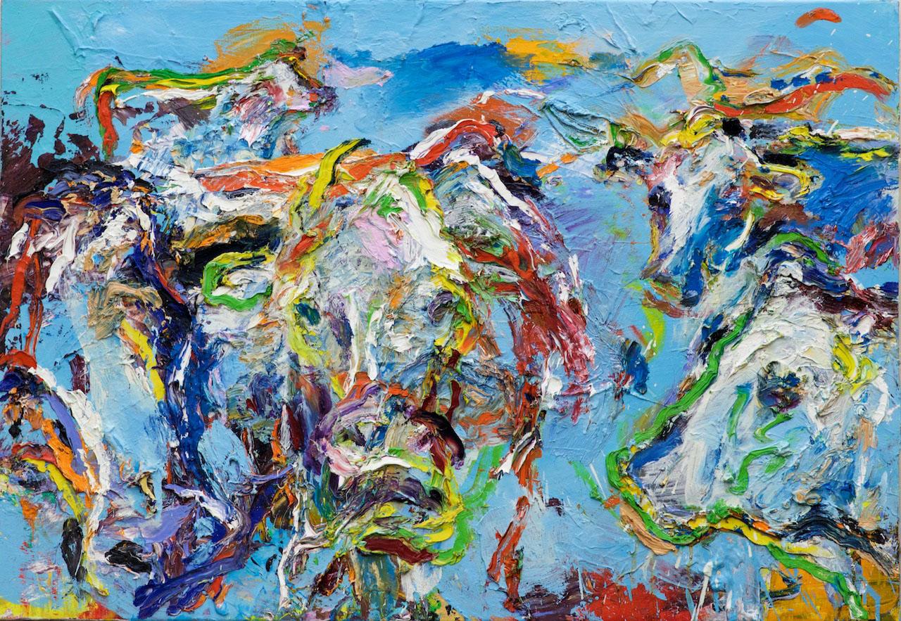 Kunst: KO 03 van kunstenaar Jan van Lokhorst