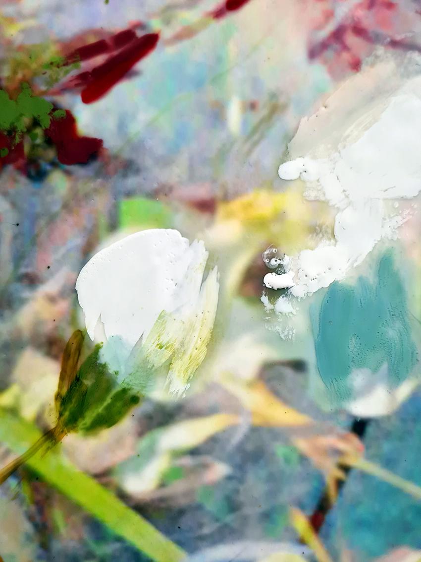 Kunst: Symbiose 130-22 van kunstenaar Suus Suiker