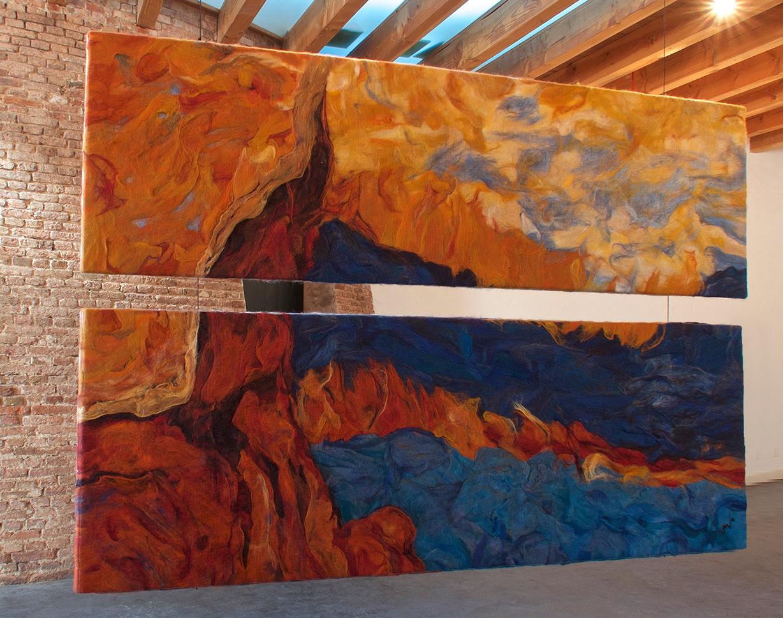 Kunst: Accellerated van kunstenaar Marian Verdonk