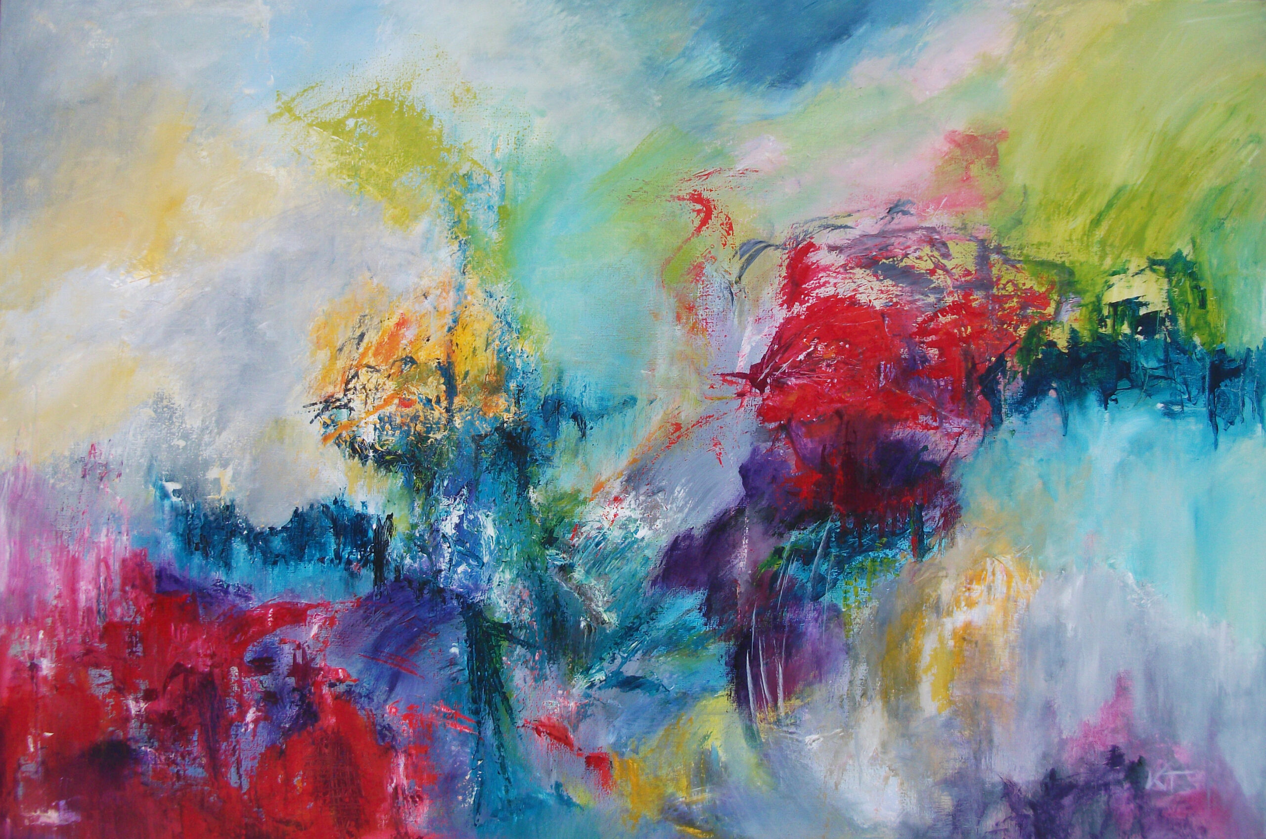 Kunst: Au Contraire van kunstenaar Kitty Tijbosch