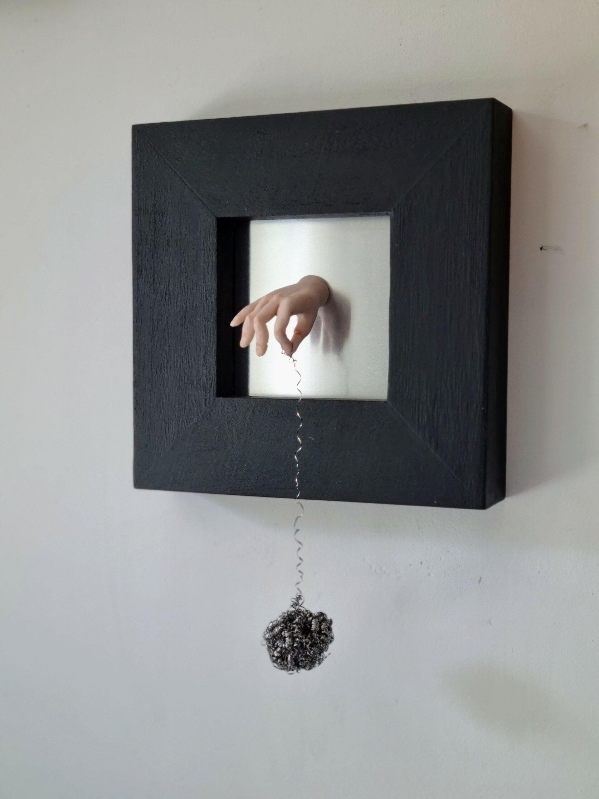 Kunst: Hersenspinsel van kunstenaar Saskia Hoeboer