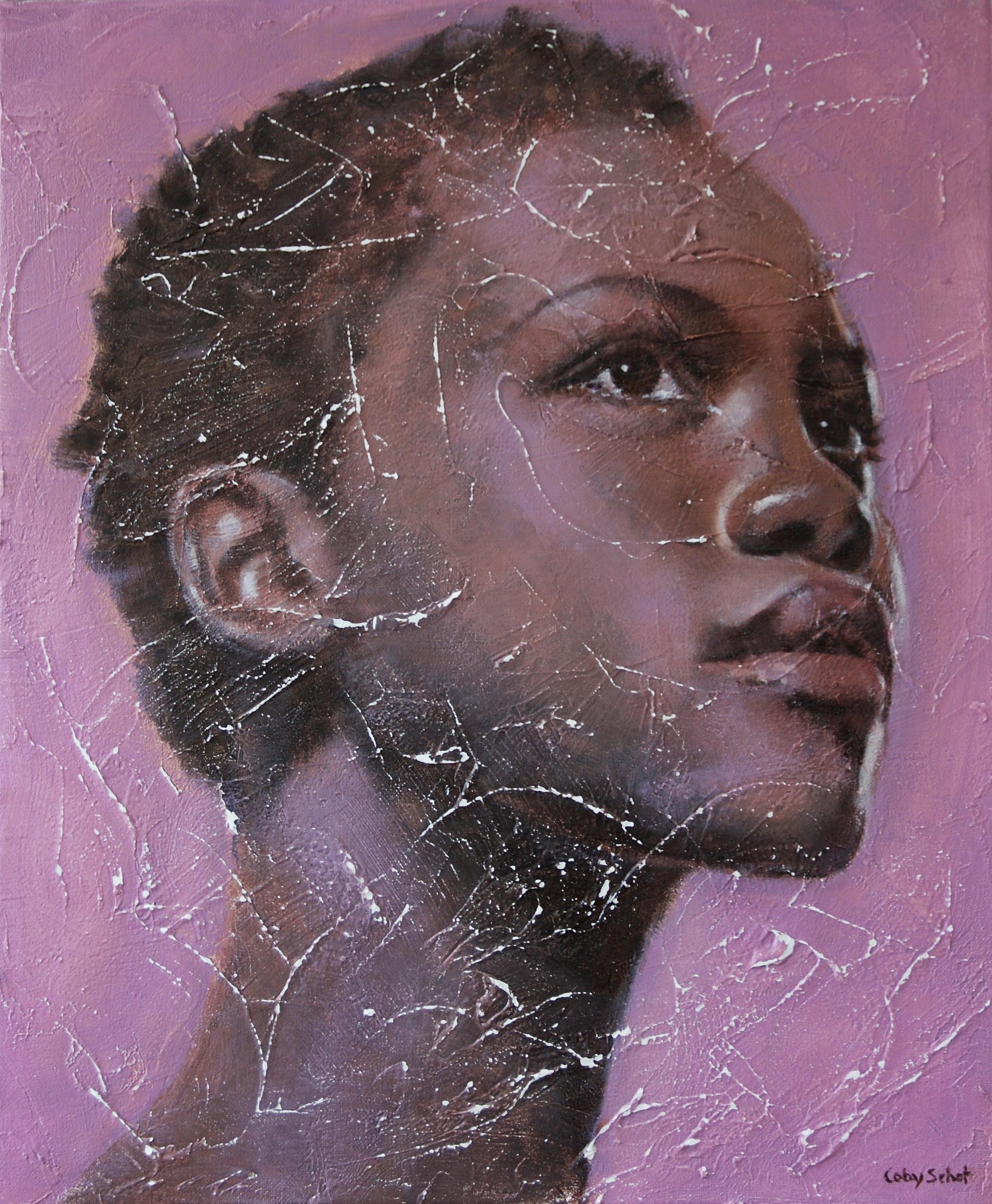 Kunst: 'Rosa' van kunstenaar Coby Schot