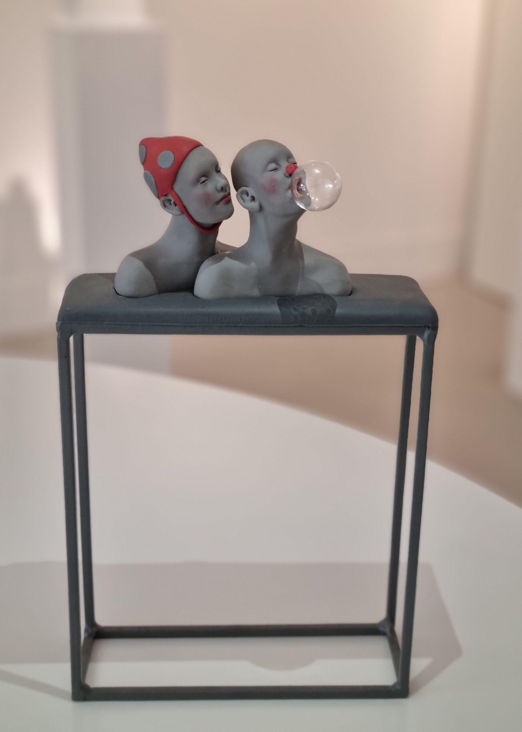 Kunst: Samendoen van kunstenaar Saskia Hoeboer