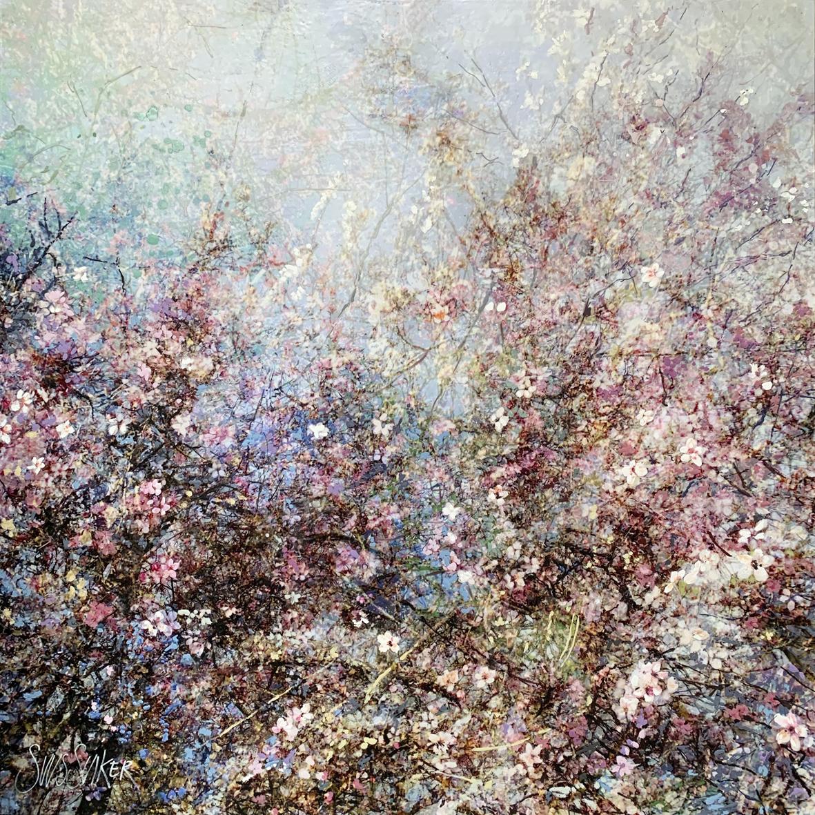 Kunst: Symbiose 120-15 van kunstenaar Suus Suiker