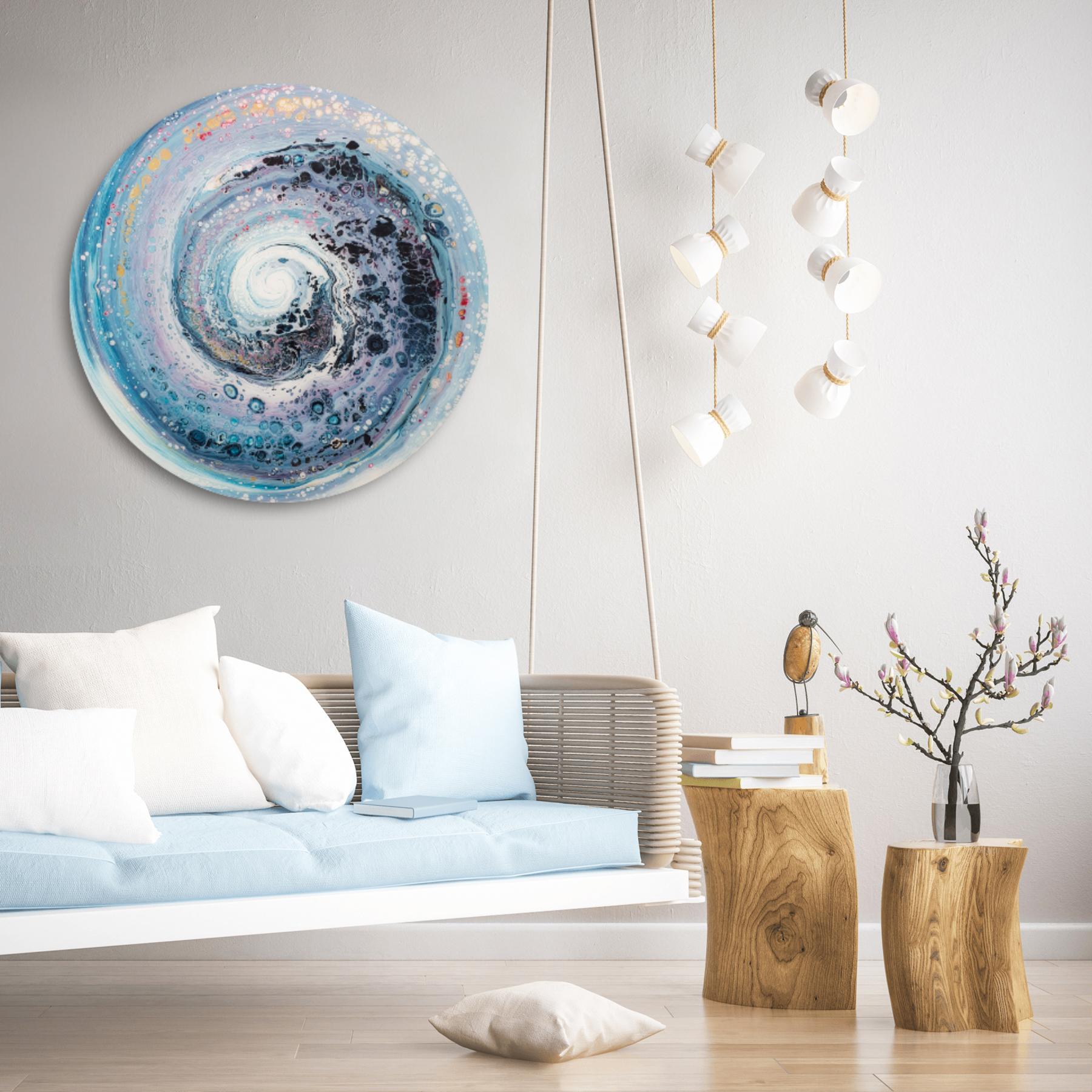 Kunst: Twirl van kunstenaar Marlies Geldof