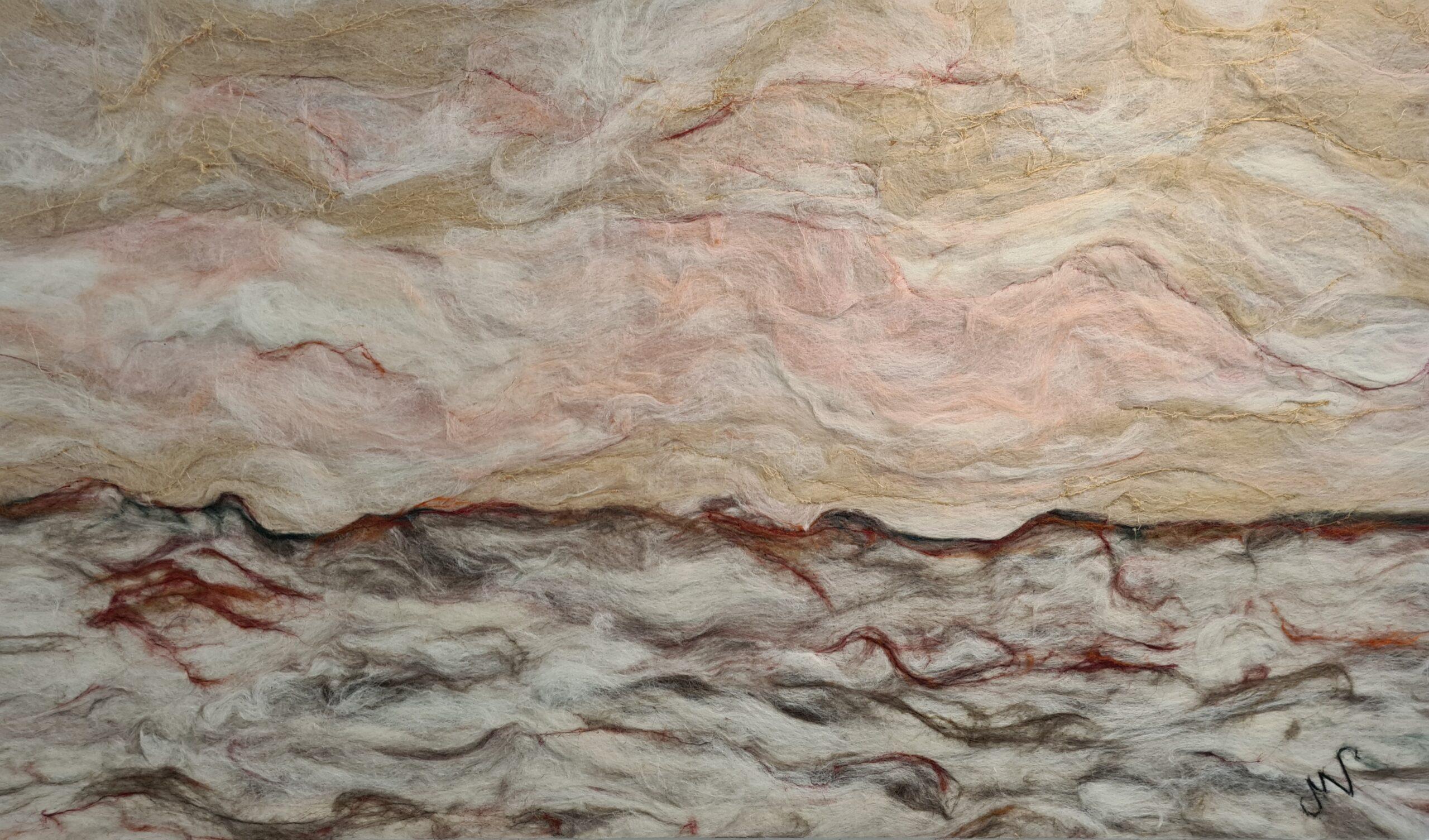 Kunst: When will I see You again van kunstenaar Marian Verdonk