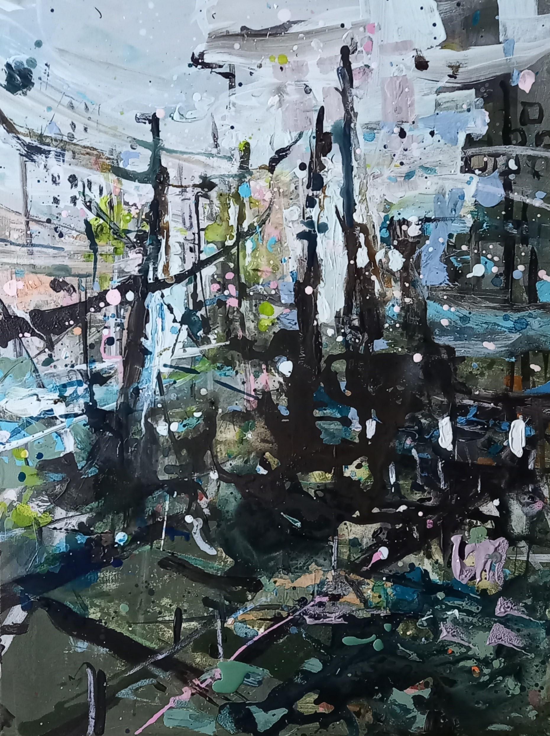Kunst: Evolve van kunstenaar Anneke Koster
