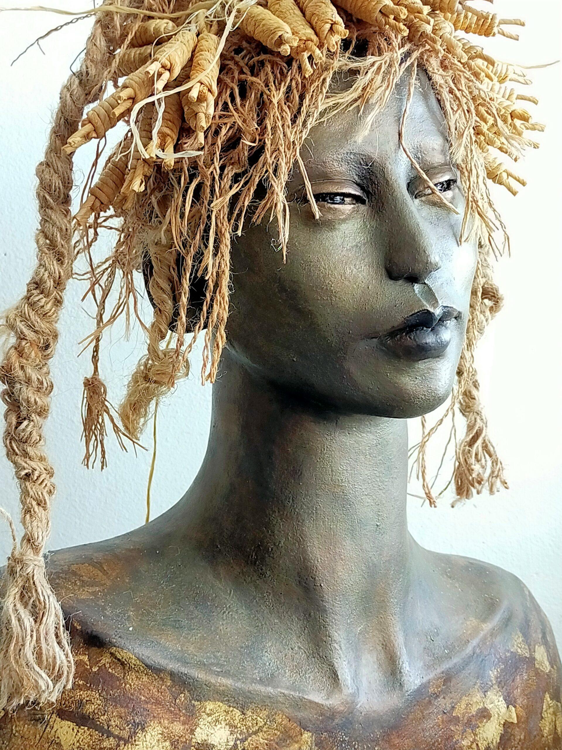 Kunst: Uta – Poem van kunstenaar Lilian Wessels